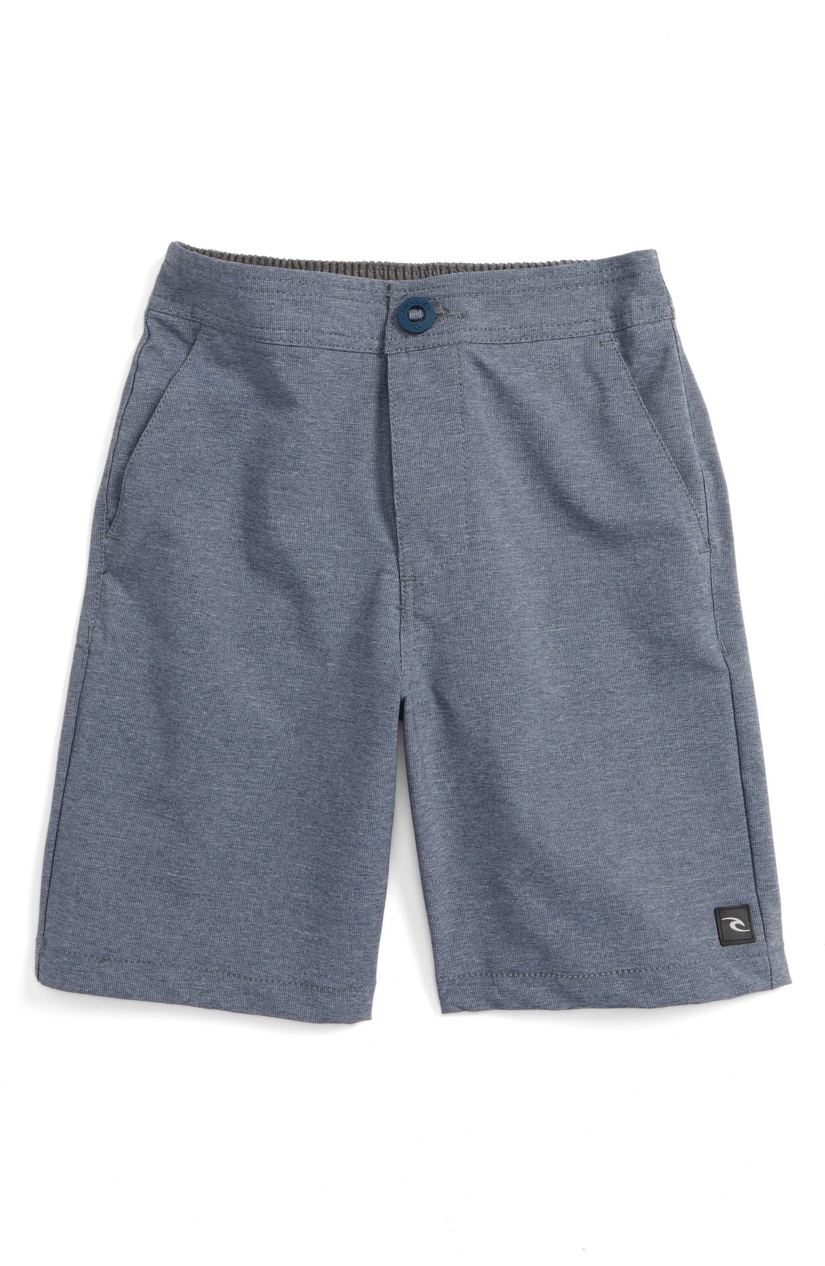 Alternate Image 1 Selected - Rip Curl Omaha Hybrid Board Shorts (Toddler Boys & Little Boys)