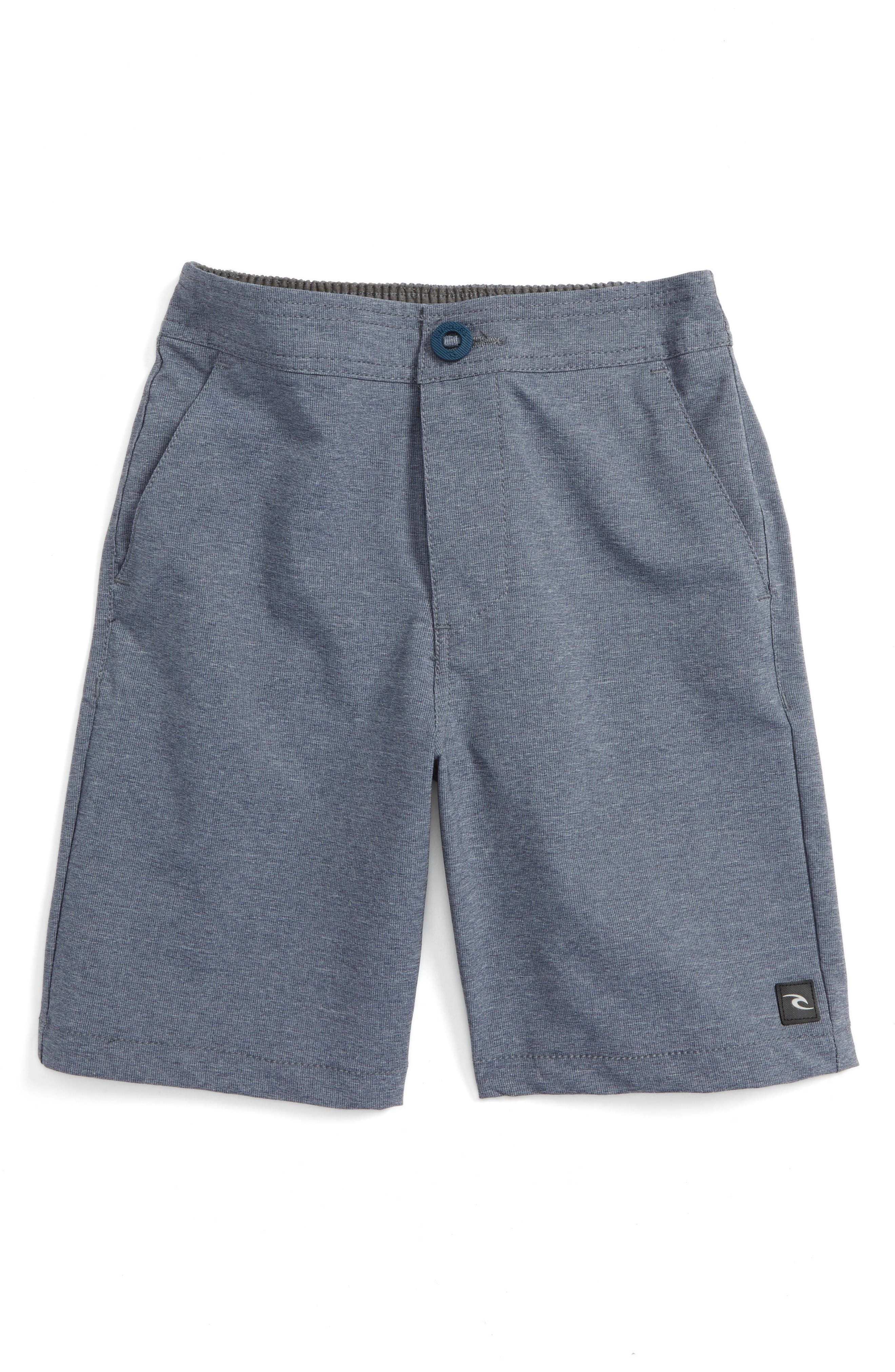 Main Image - Rip Curl Omaha Hybrid Board Shorts (Toddler Boys & Little Boys)