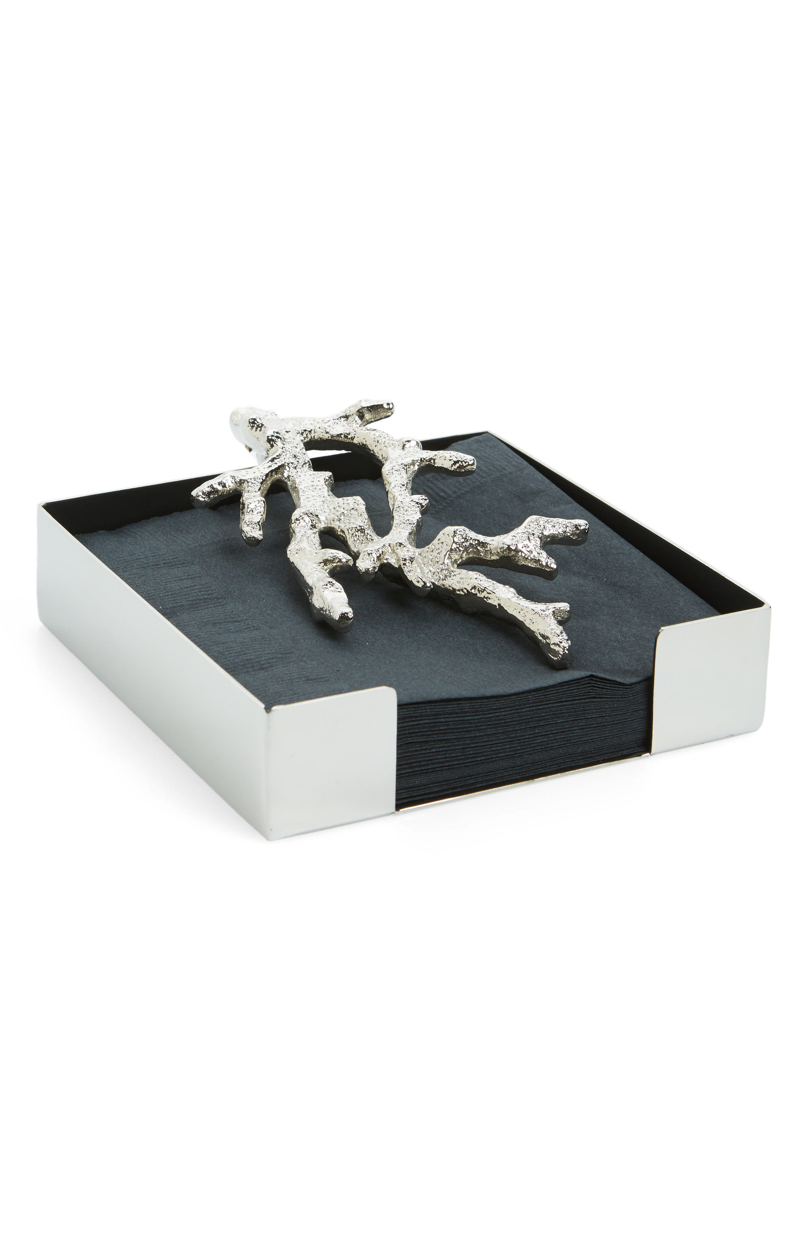 Michael Aram 'Ocean Coral' Cocktail Napkin Holder
