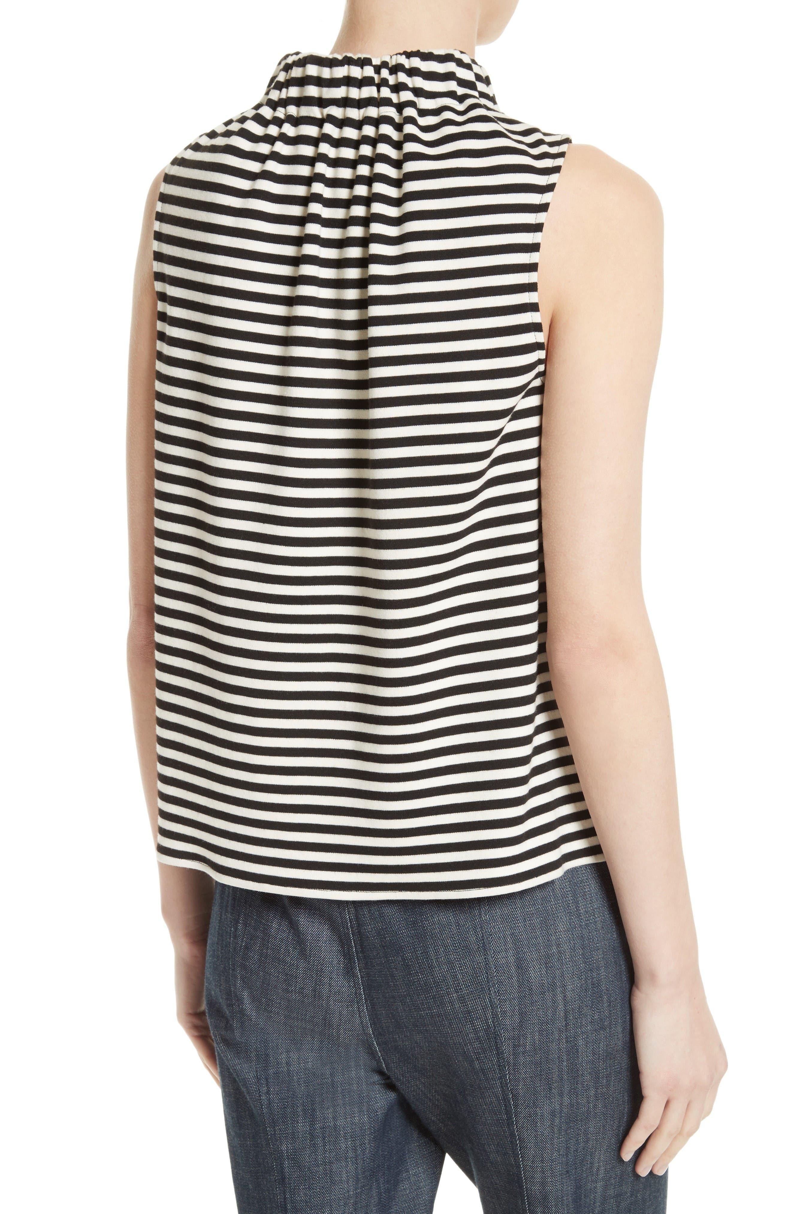 Alternate Image 2  - Tibi Ren Stripe Top