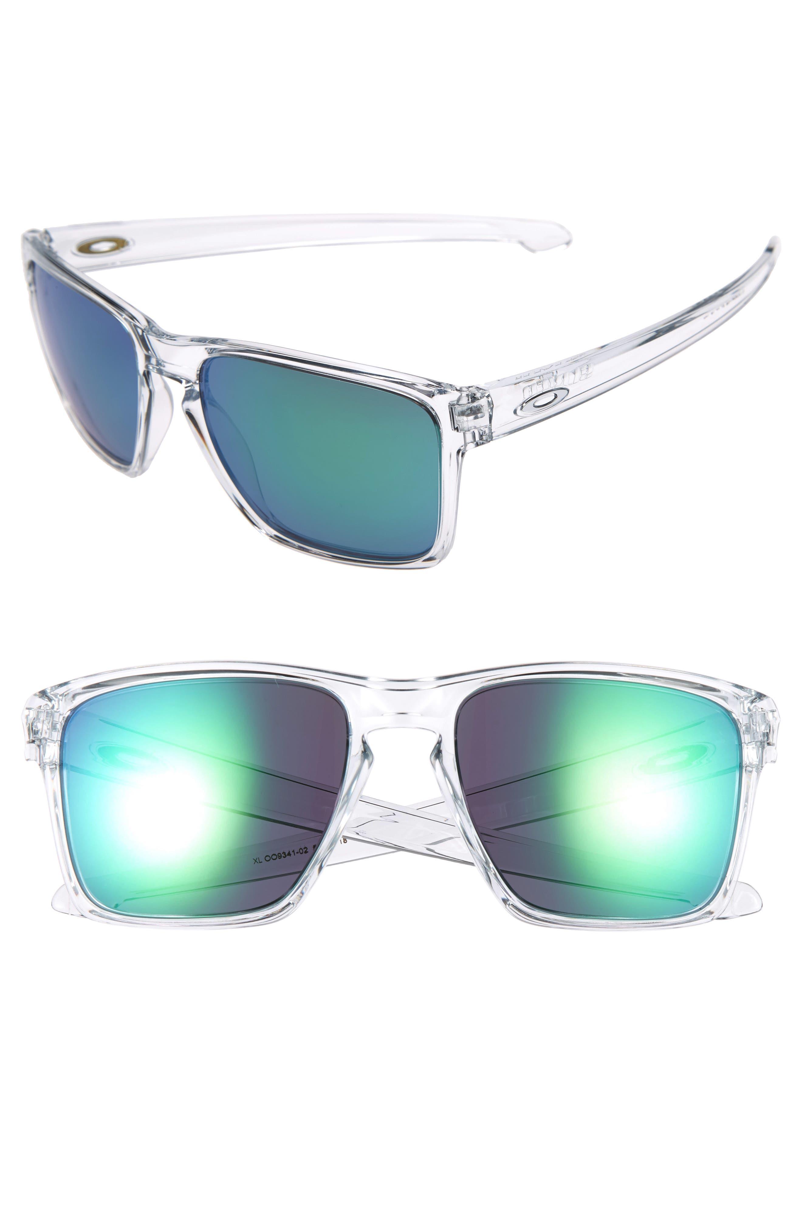 Alternate Image 1 Selected - Oakley Sliver XL 57mm Sunglasses