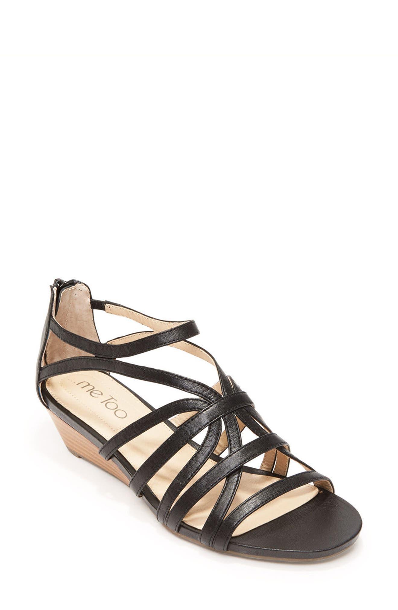 Me Too Sofie Wedge Sandal (Women)