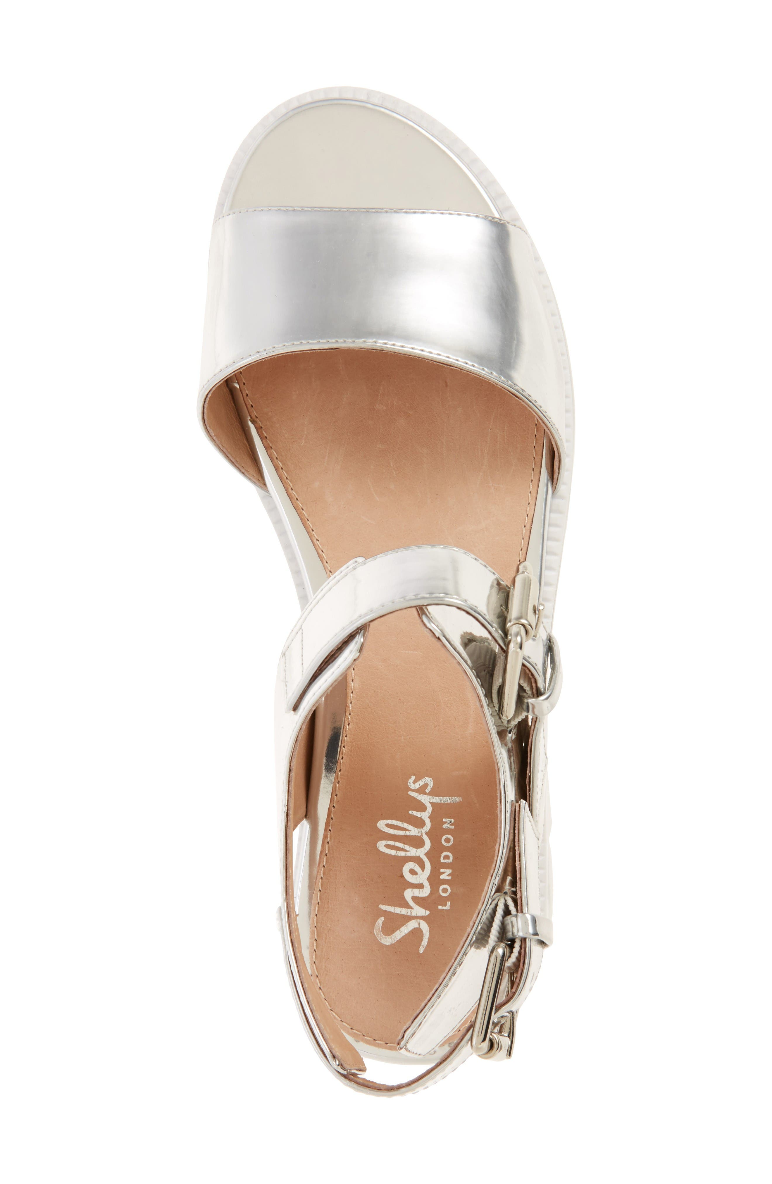 Alternate Image 3  - Shellys London Dita Platform Sandal (Women)