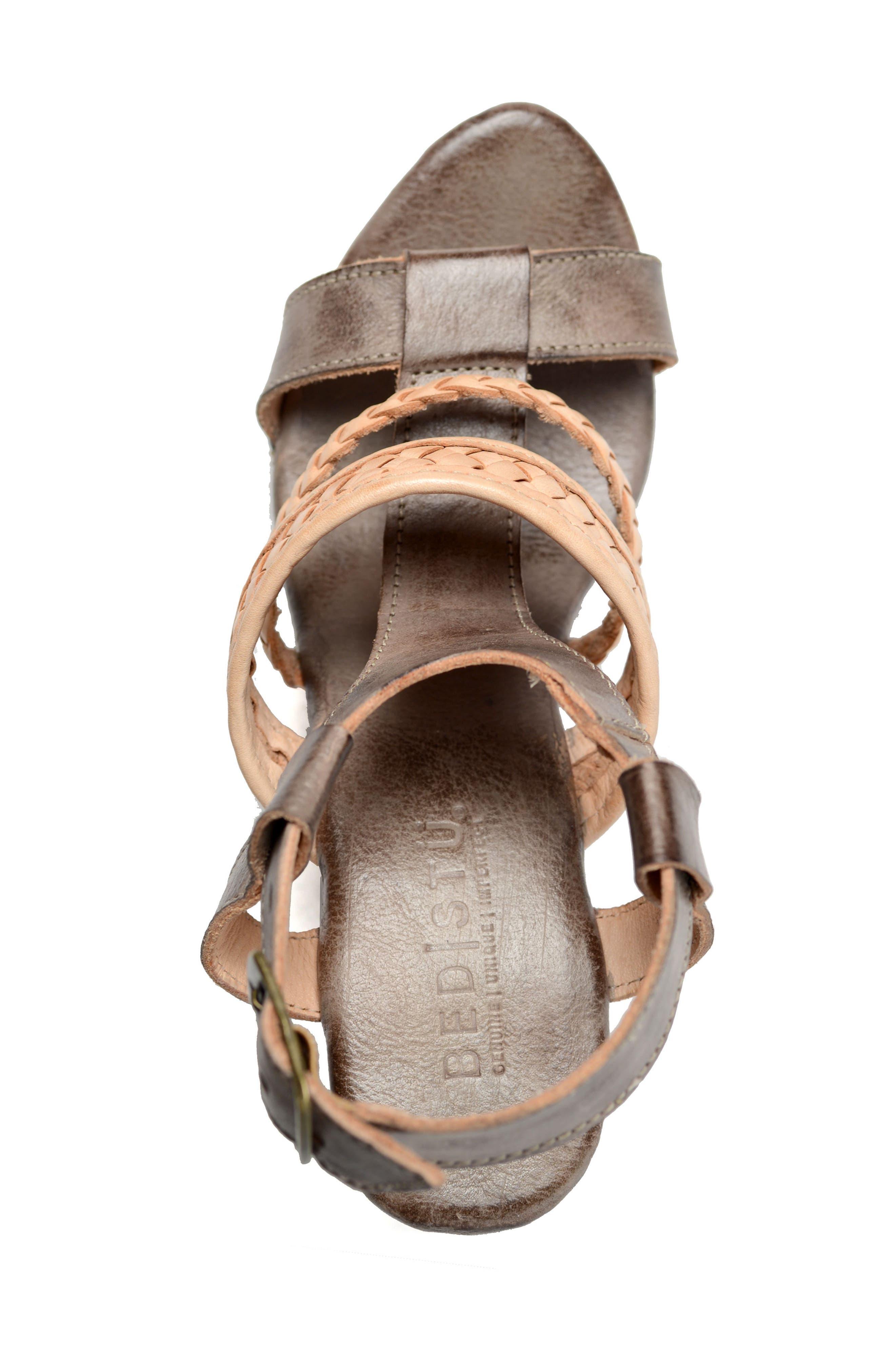 Alternate Image 3  - Bed Stu Jaslyn Strappy Platform Sandal (Women)