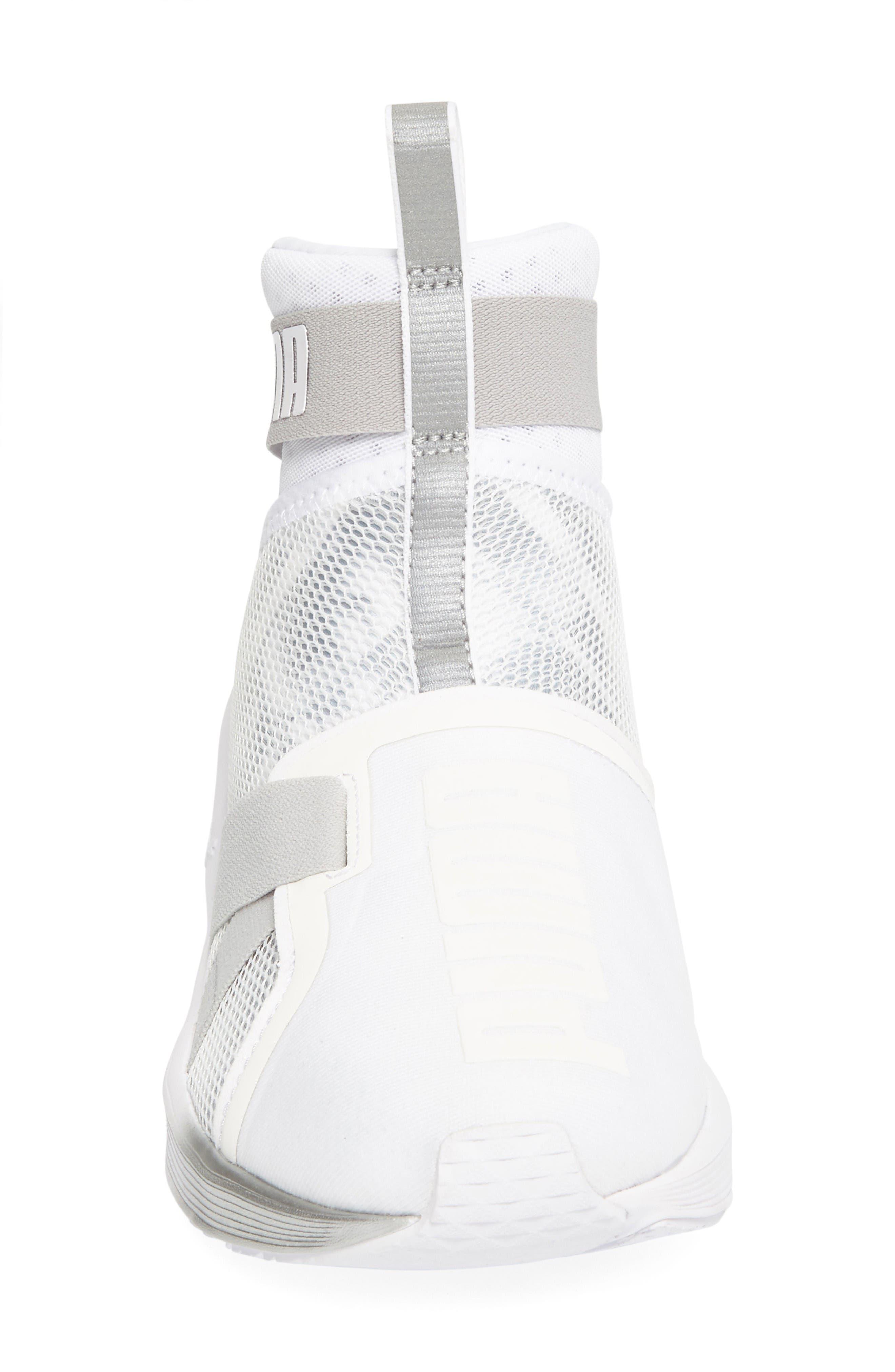 Alternate Image 3  - PUMA Fierce Strap Swan Training Sneaker (Women)