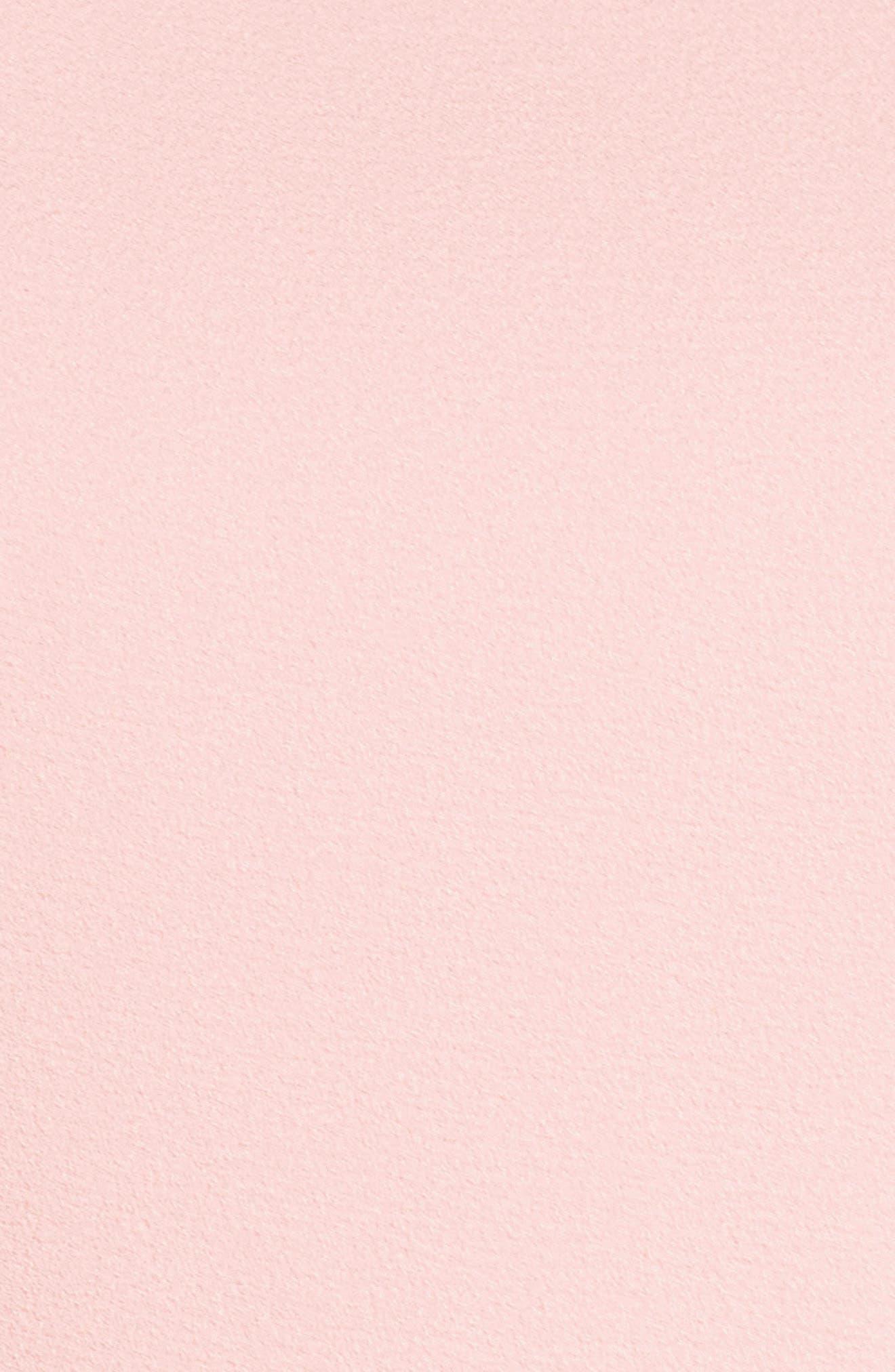 Bell Sleeve Dress,                             Alternate thumbnail 6, color,                             Blush