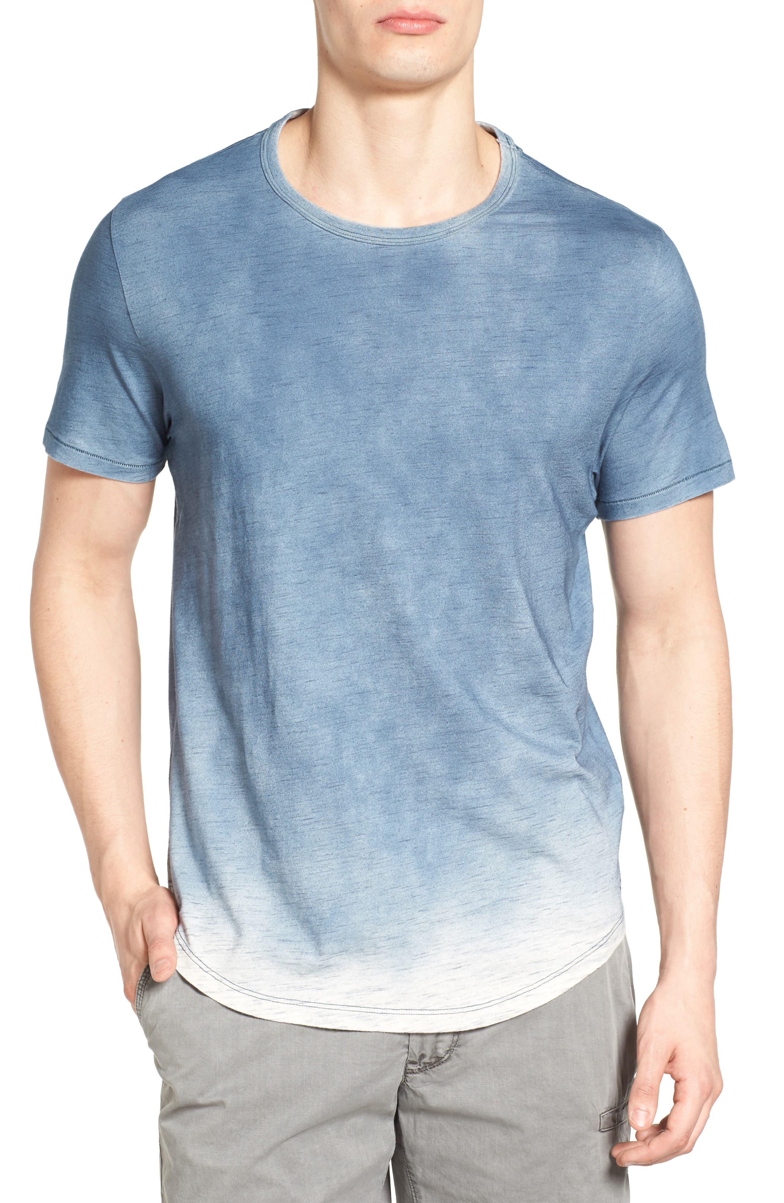 Alternate Image 1 Selected - Jeremiah Kendrick Spray Heather Jersey T-Shirt