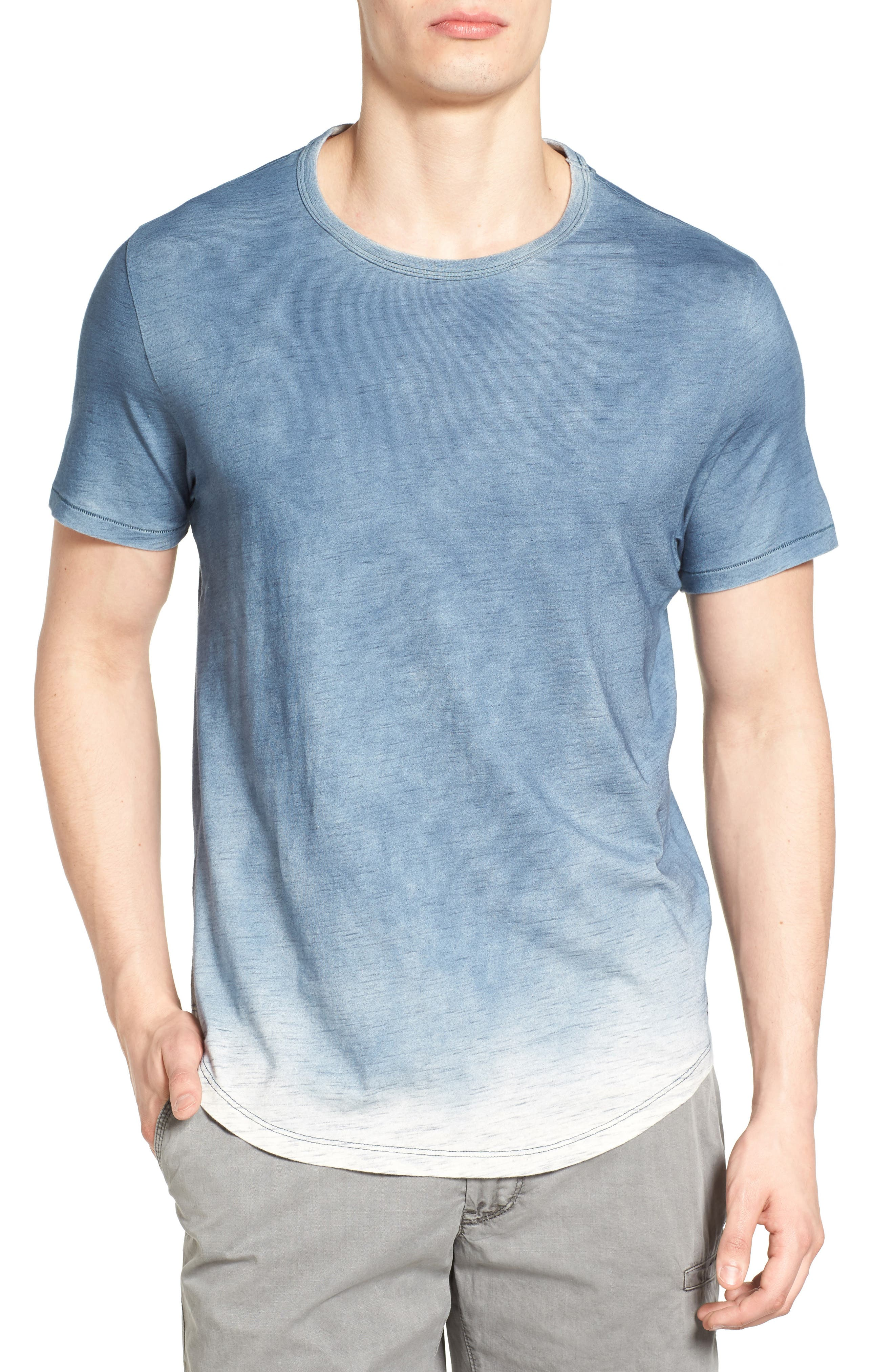 Main Image - Jeremiah Kendrick Spray Heather Jersey T-Shirt