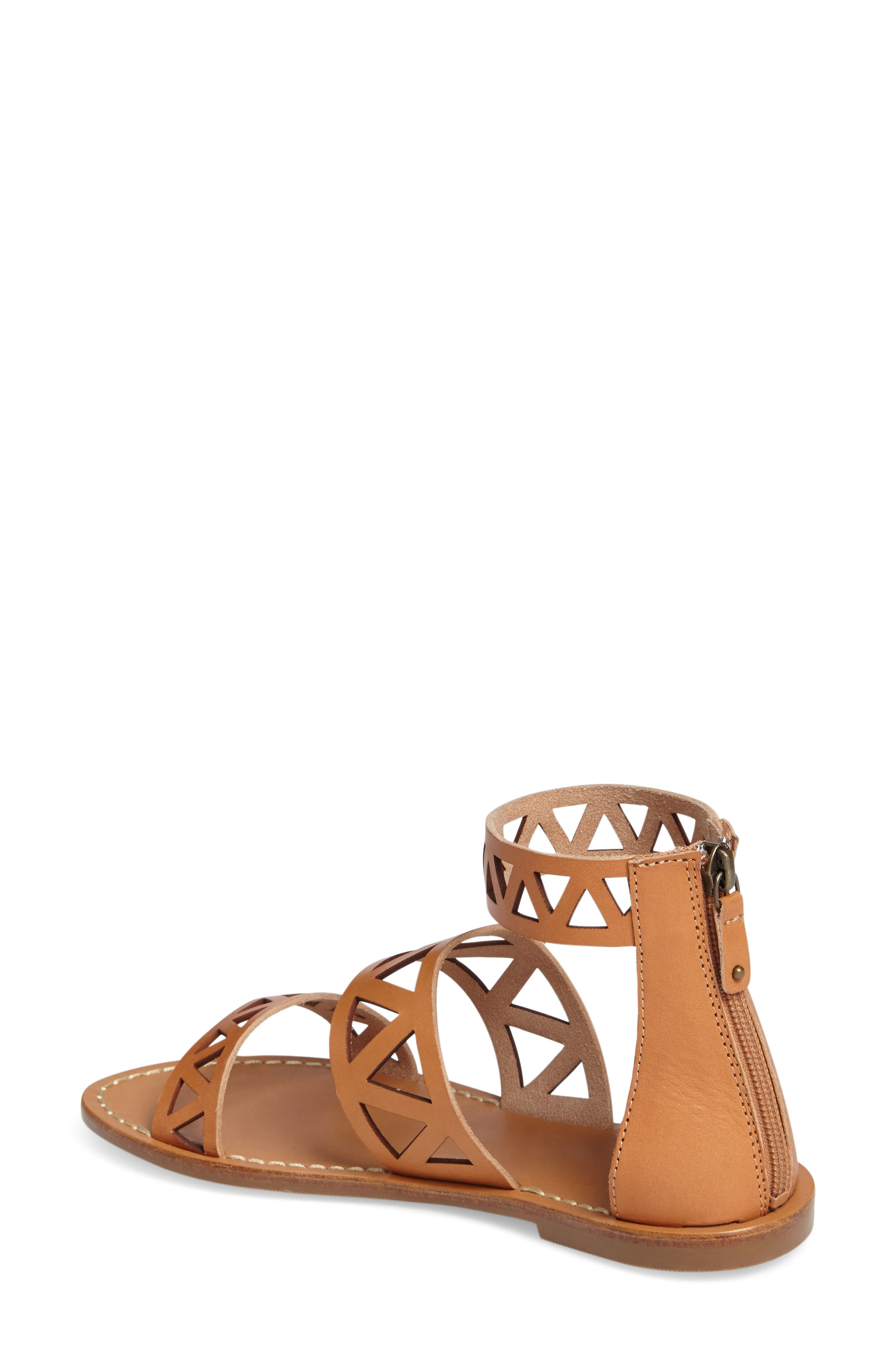 Alternate Image 2  - Soludos Ankle Cuff Sandal (Women)