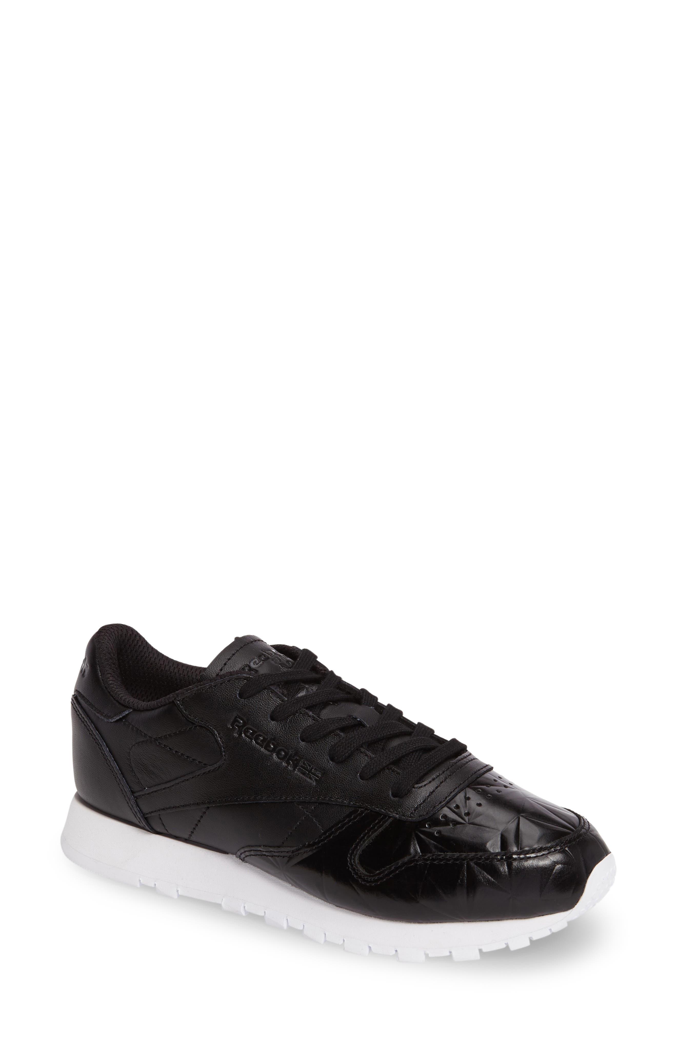 Alternate Image 1 Selected - Reebok Classic Dynamic Chrome Sneaker (Women)