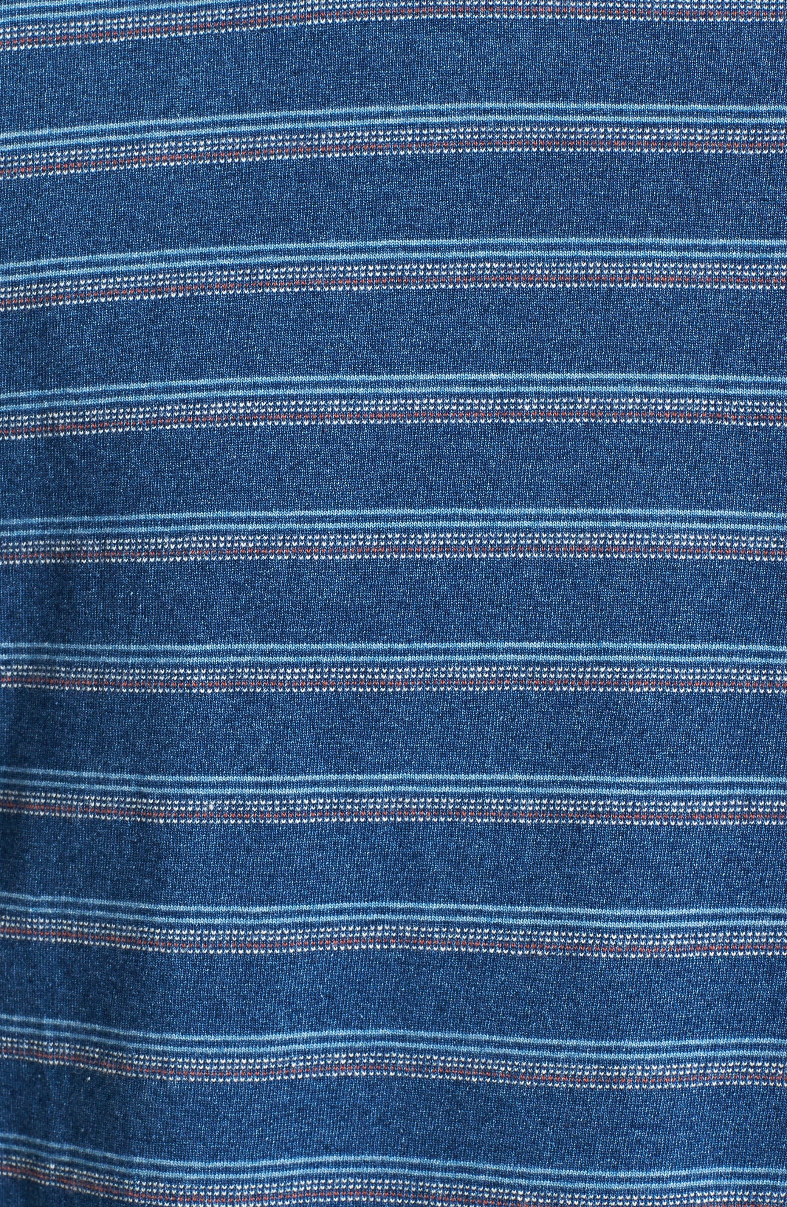 Alternate Image 5  - True Grit Stripe T-Shirt