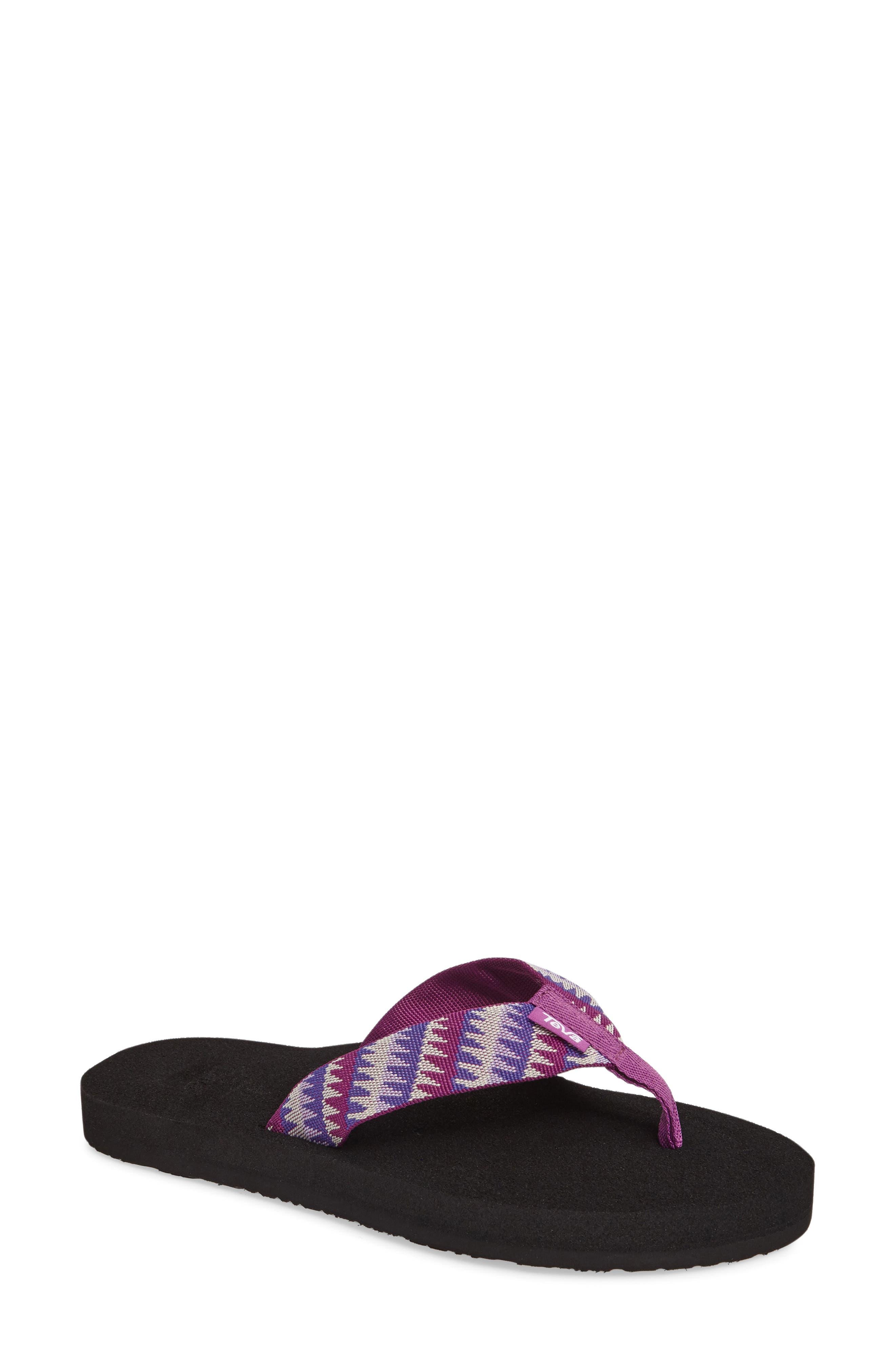 Alternate Image 1 Selected - Teva Mush II Flip Flop (Women)