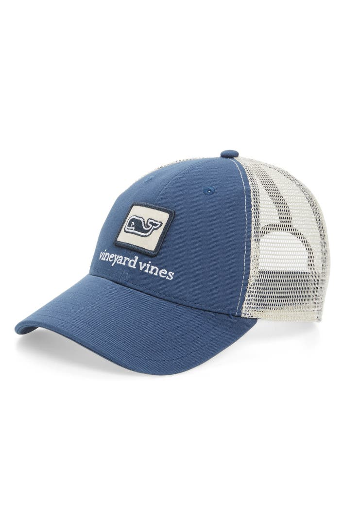 Vineyard Vines Whale Patch Trucker Hat Nordstrom