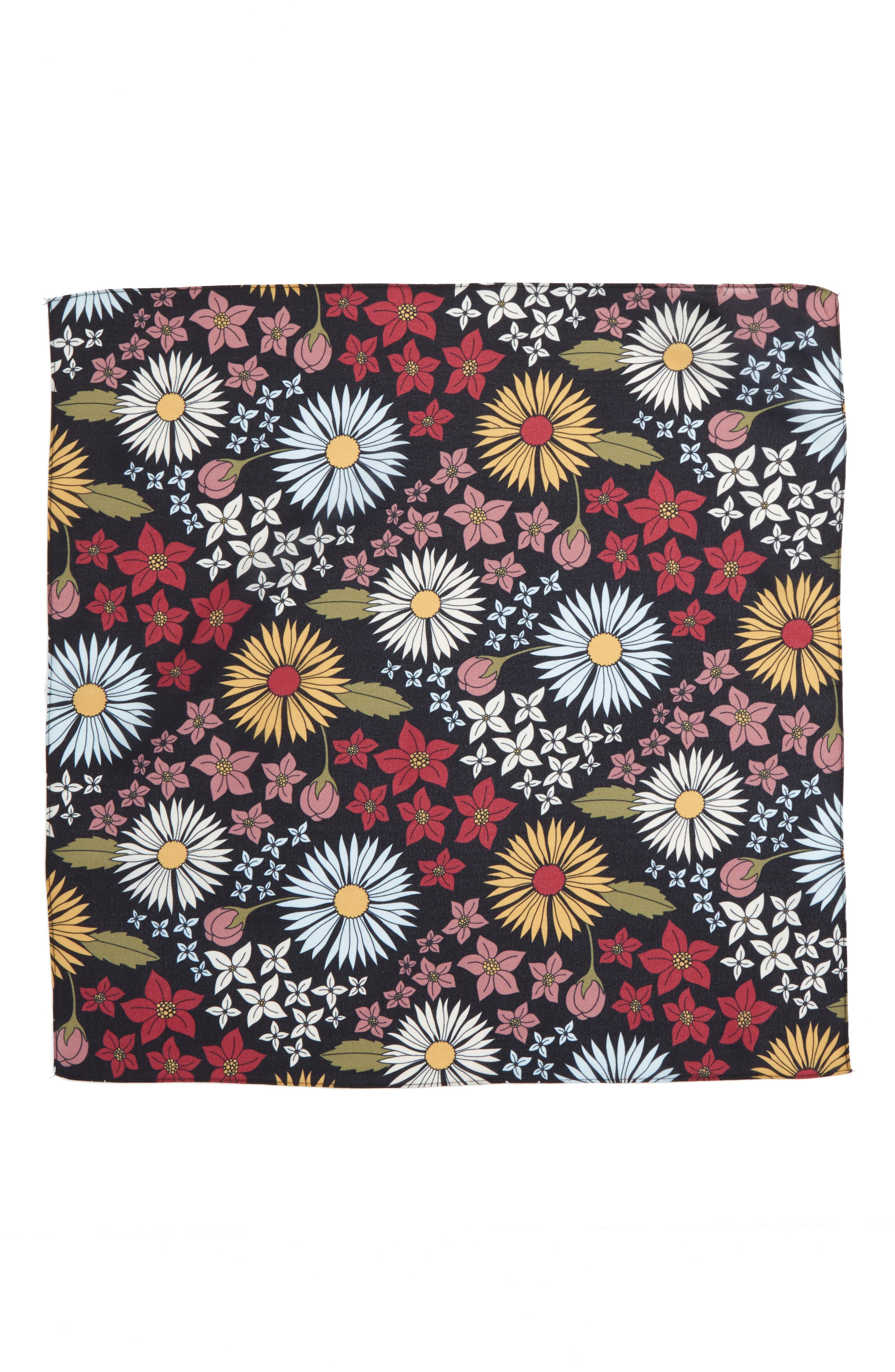 Alternate Image 2  - BP. Floral Print Bandana