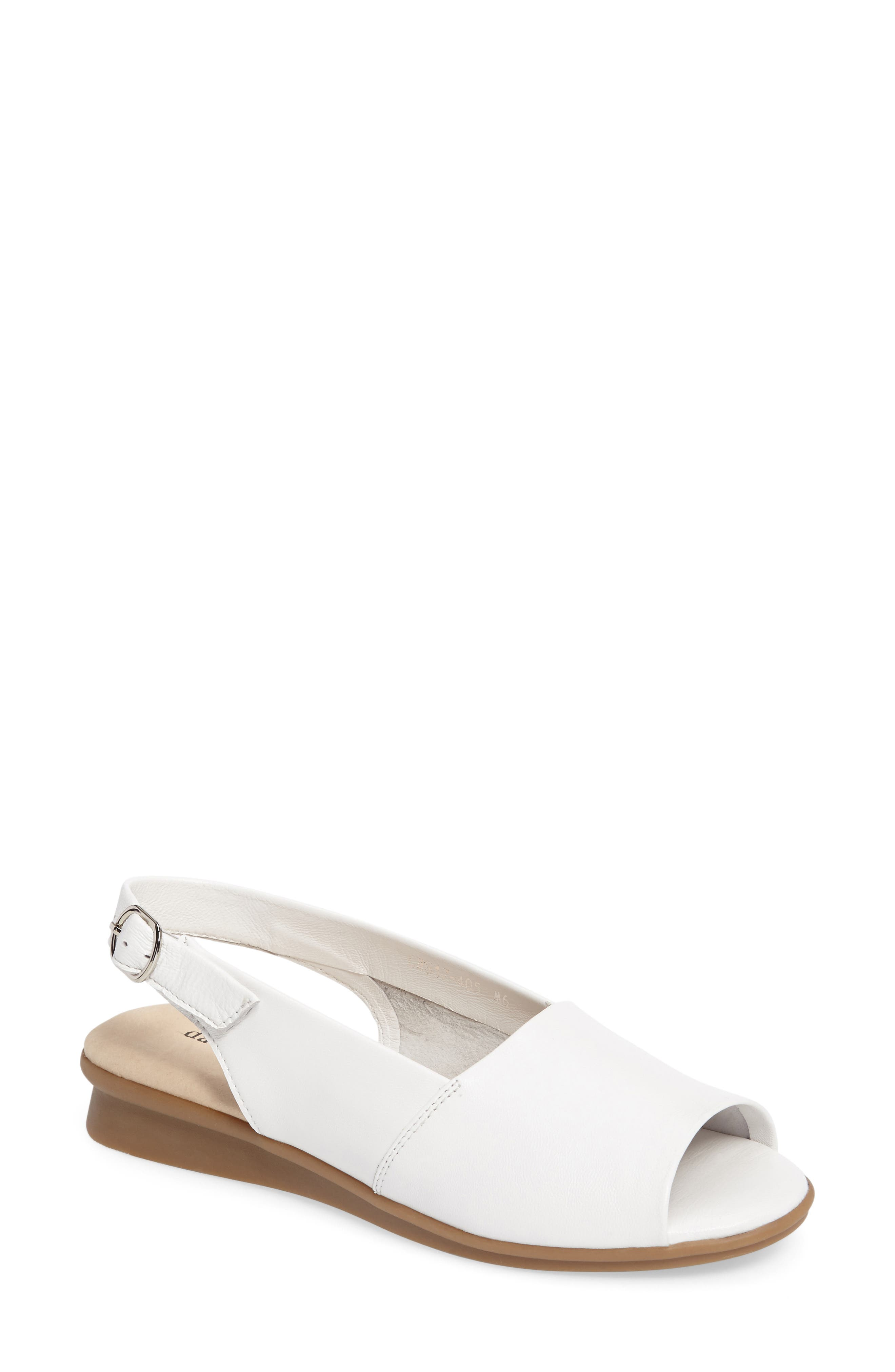 DAVID TATE Norma Slingback Sandal