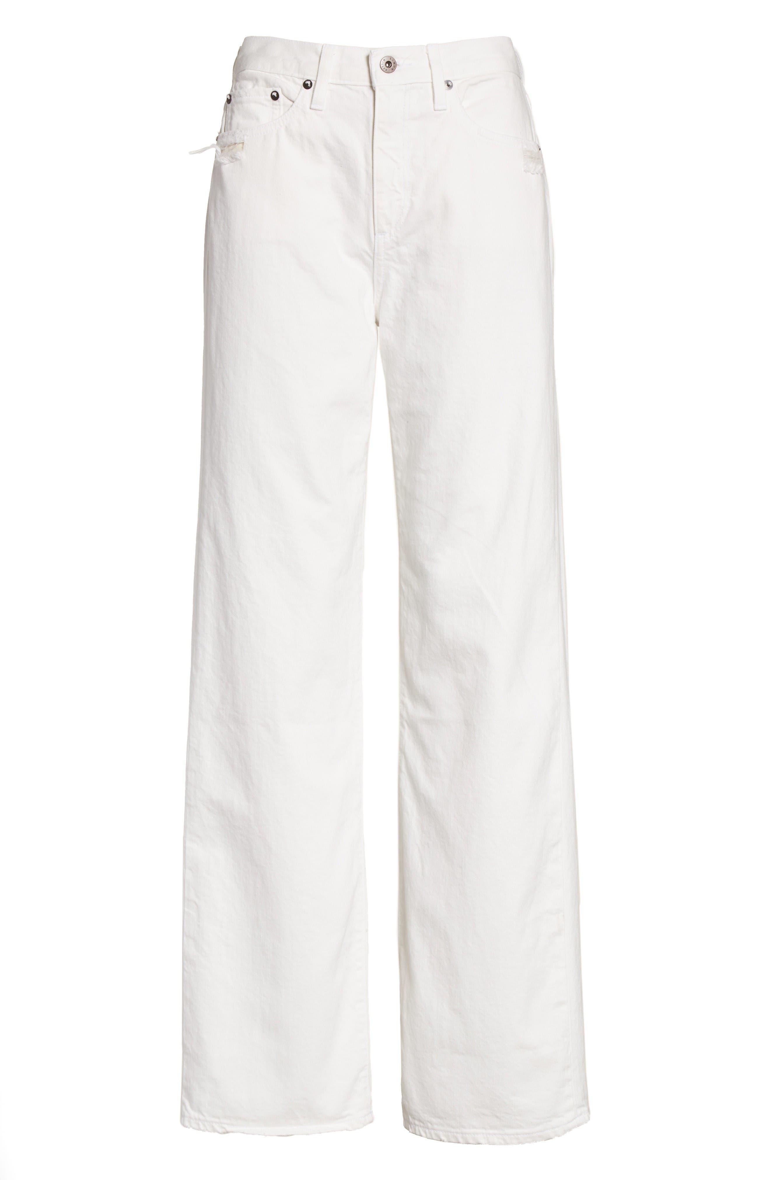 Alternate Image 4  - Simon Miller Latta Ankle Jeans