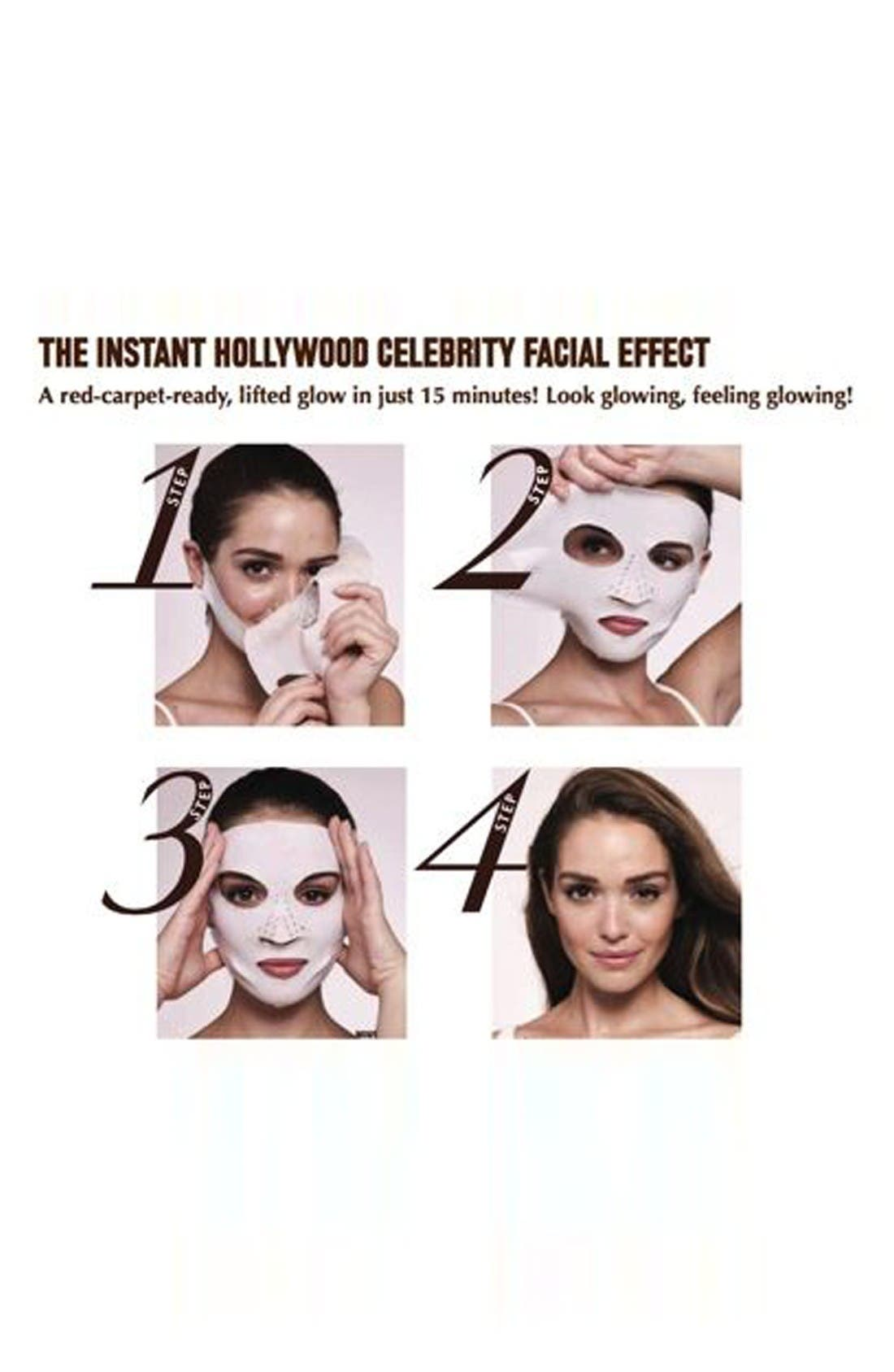 Instant Magic Facial Dry Sheet Mask,                             Alternate thumbnail 3, color,                             No Color