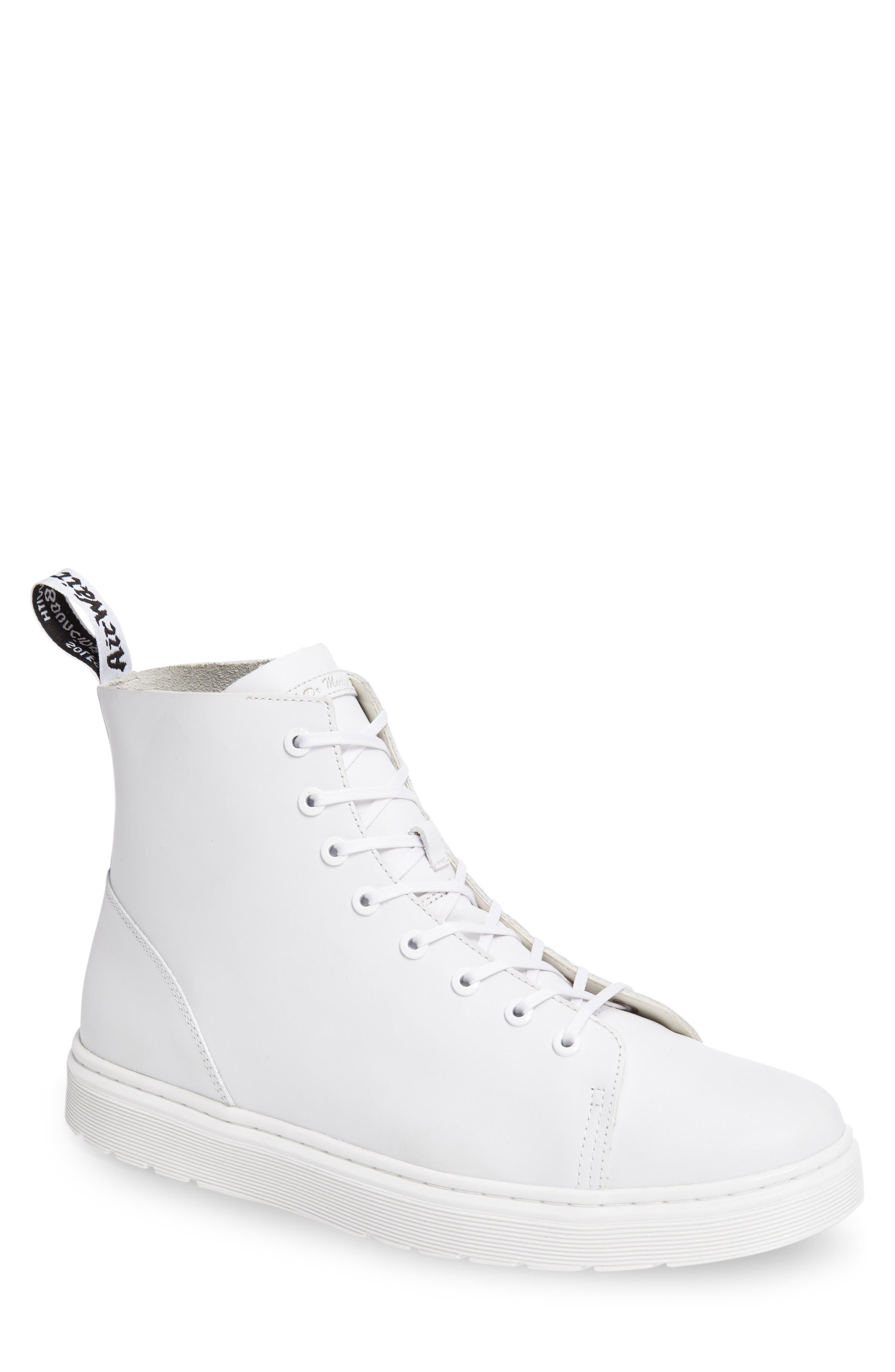 Dr. Martens 'Combs' Plain Toe Boot (Men)