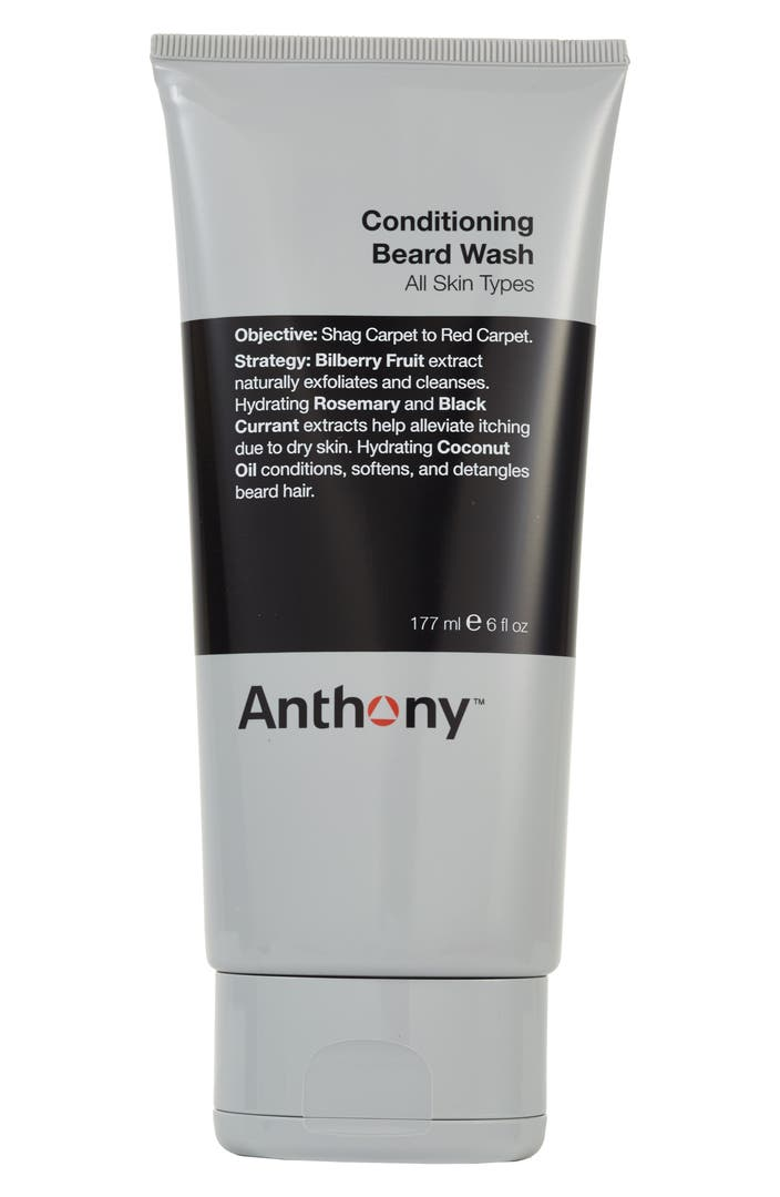 anthony conditioning beard wash nordstrom. Black Bedroom Furniture Sets. Home Design Ideas