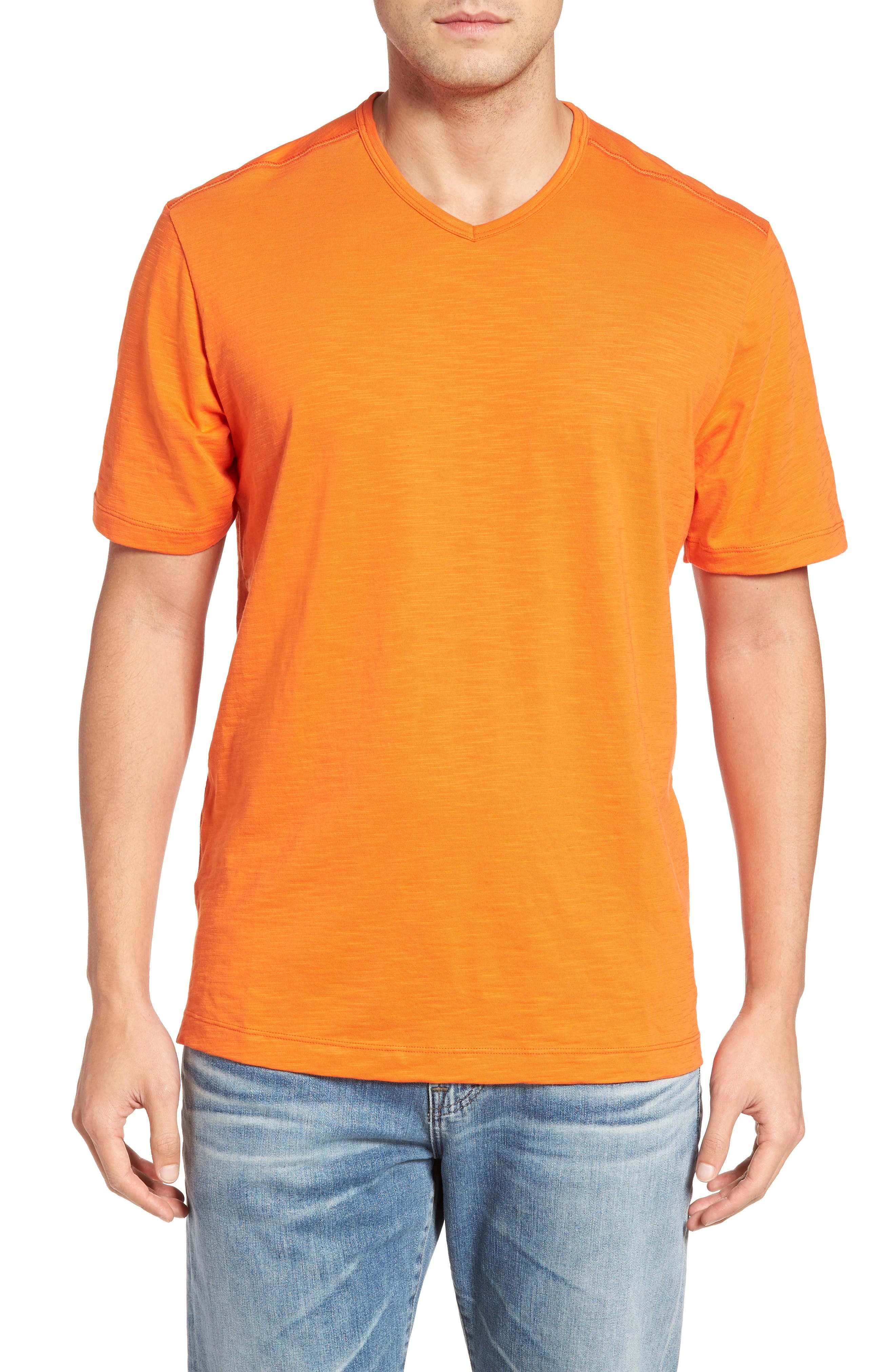 Main Image - Tommy Bahama 'Portside Player' Pima Cotton T-Shirt
