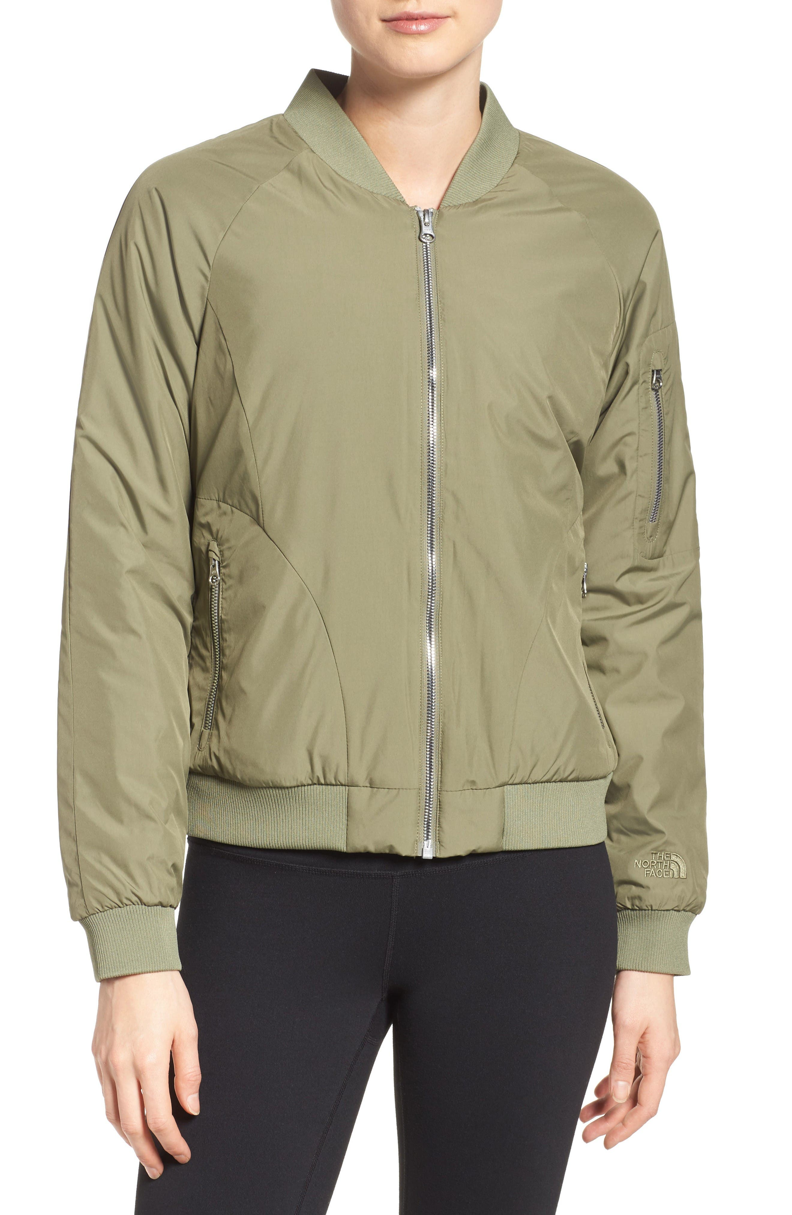 Alternate Image 1 Selected - The North Face 'Rydell' Water Resistant Heatseeker™ Insulated Bomber Jacket