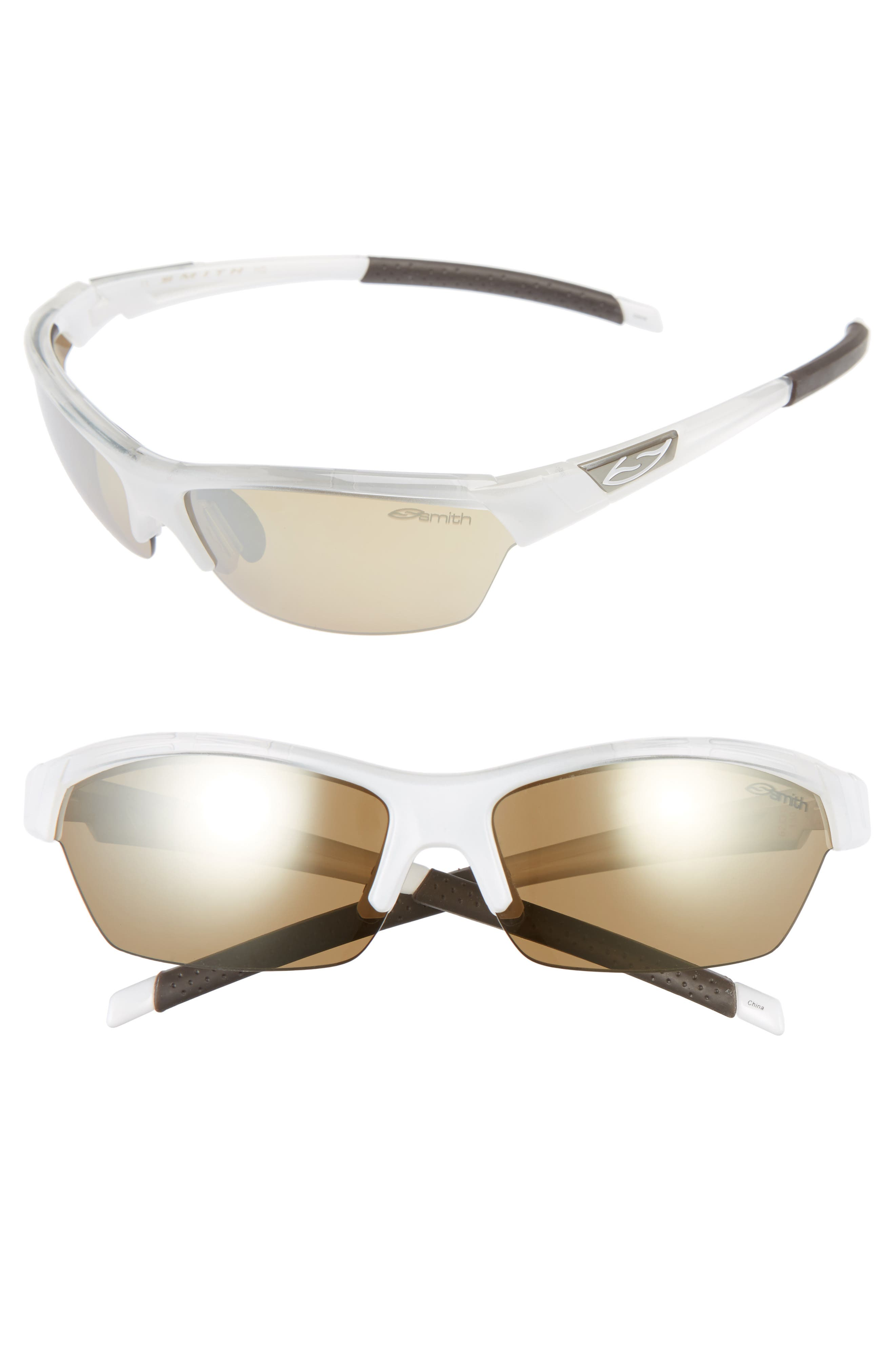 Approach 62mm Interchangeable Lens Sunglasses,                         Main,                         color, Pearl