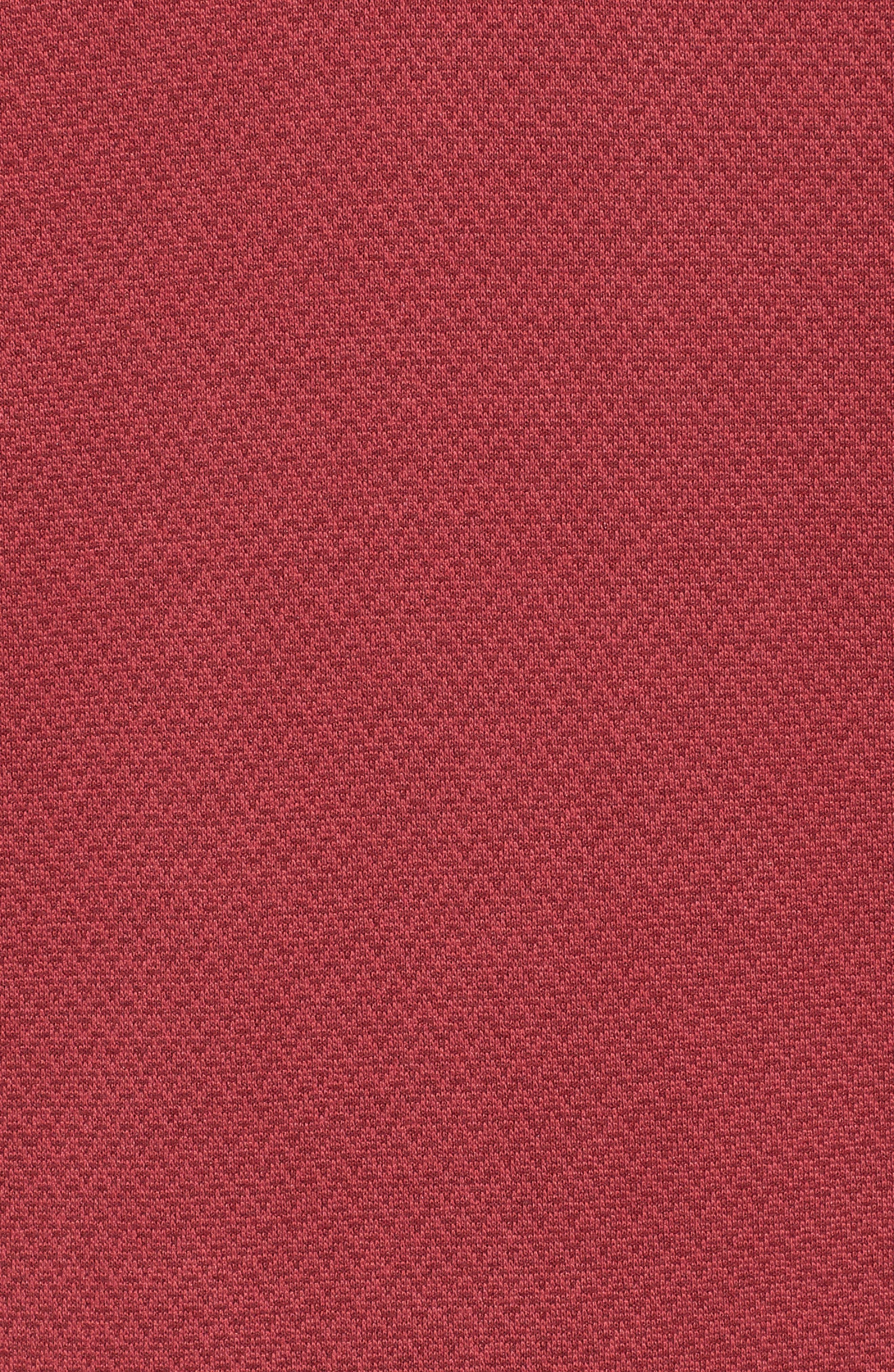 TommyBahama'Little ZigZag' Short SleevePolo,                             Alternate thumbnail 5, color,                             Sangria Red