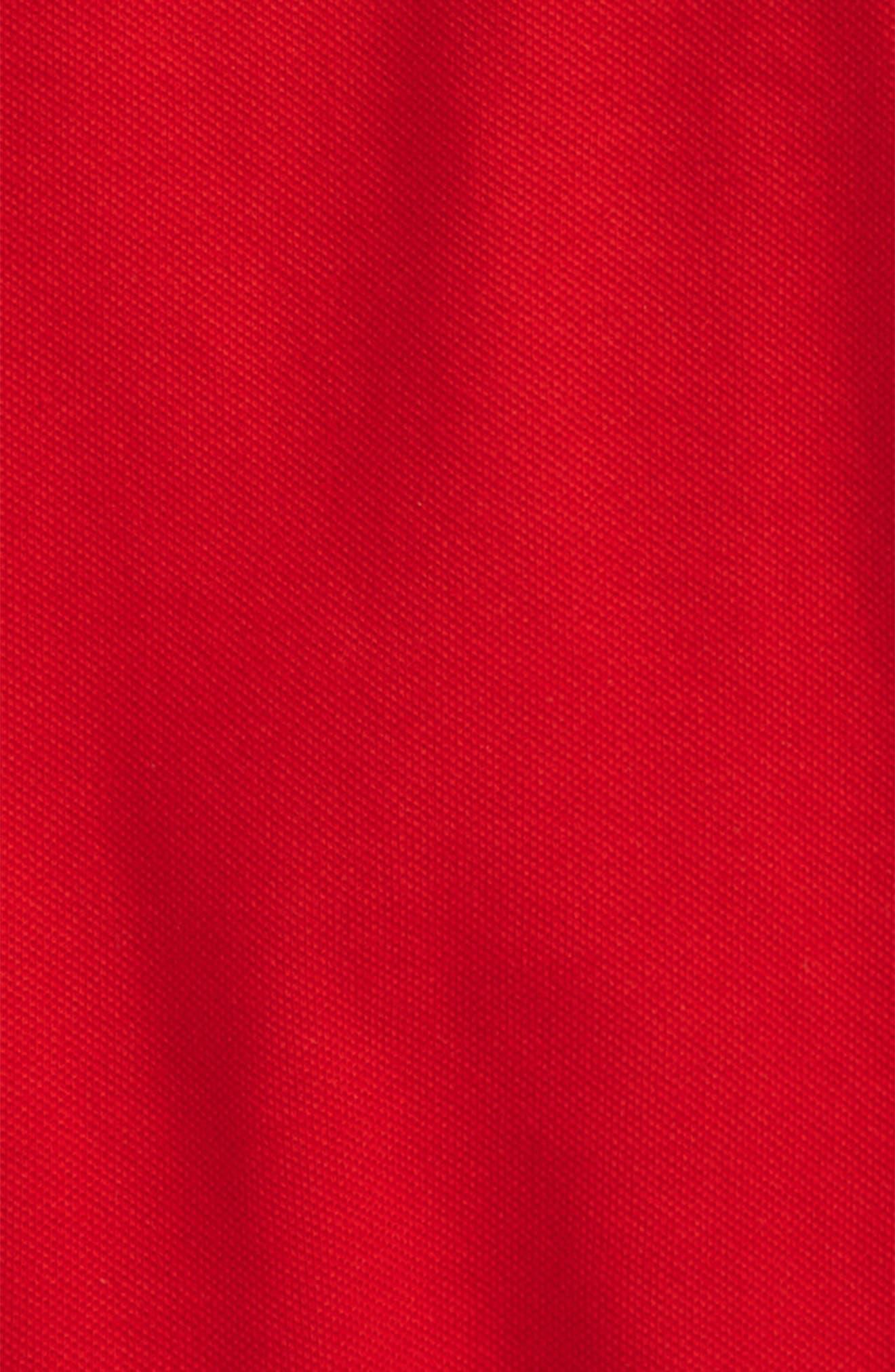 Grosgrian Ribbon Polo,                             Alternate thumbnail 2, color,                             Flare Multi