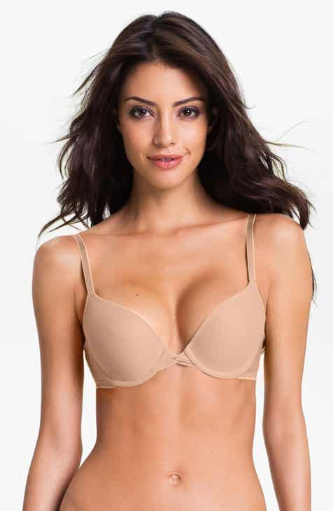 eed0aa71d0b51 On Gossamer  Bump It Up  Underwire Push-Up Bra