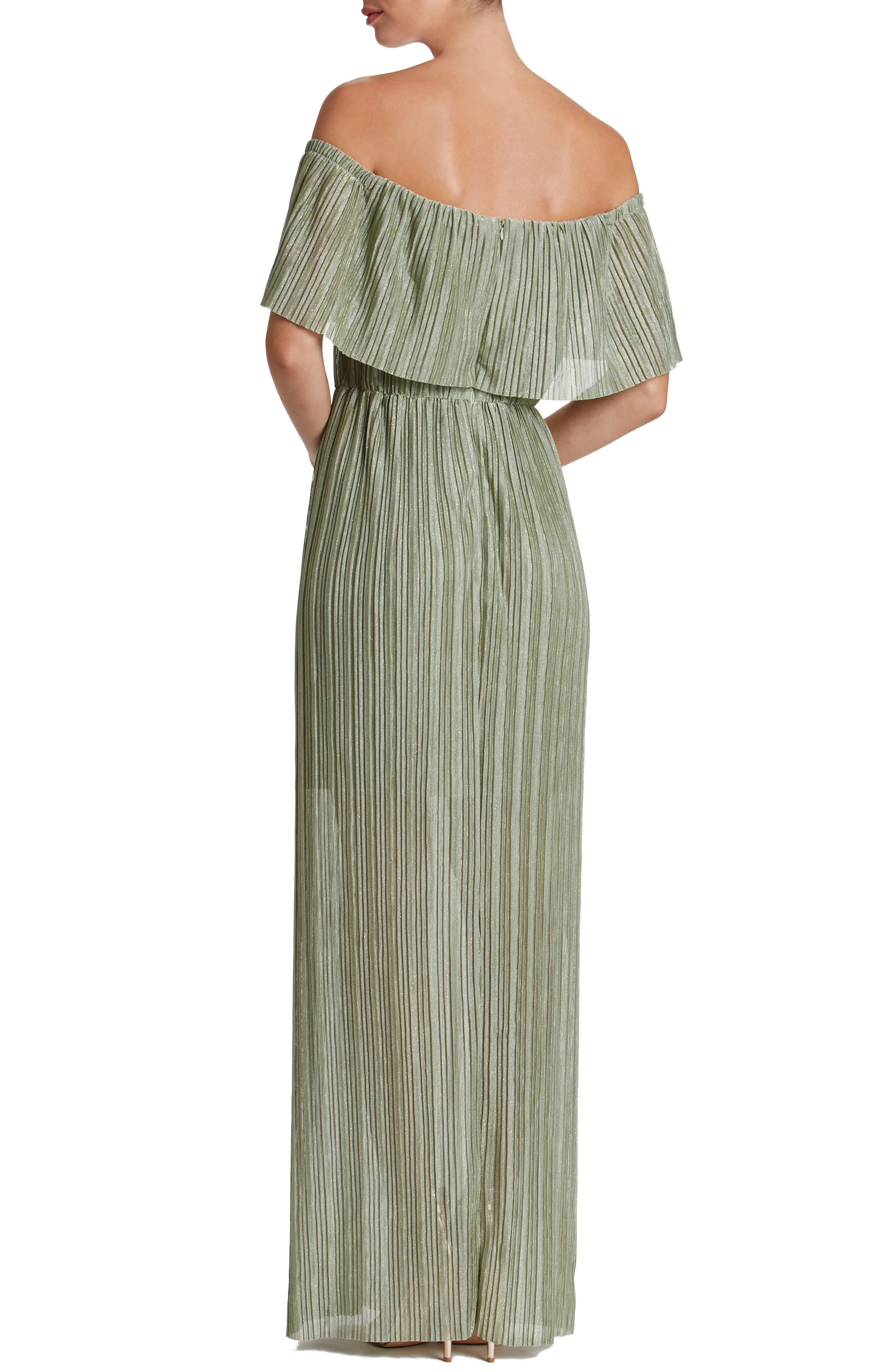 Alternate Image 2  - Dress the Population Athena Maxi Dress