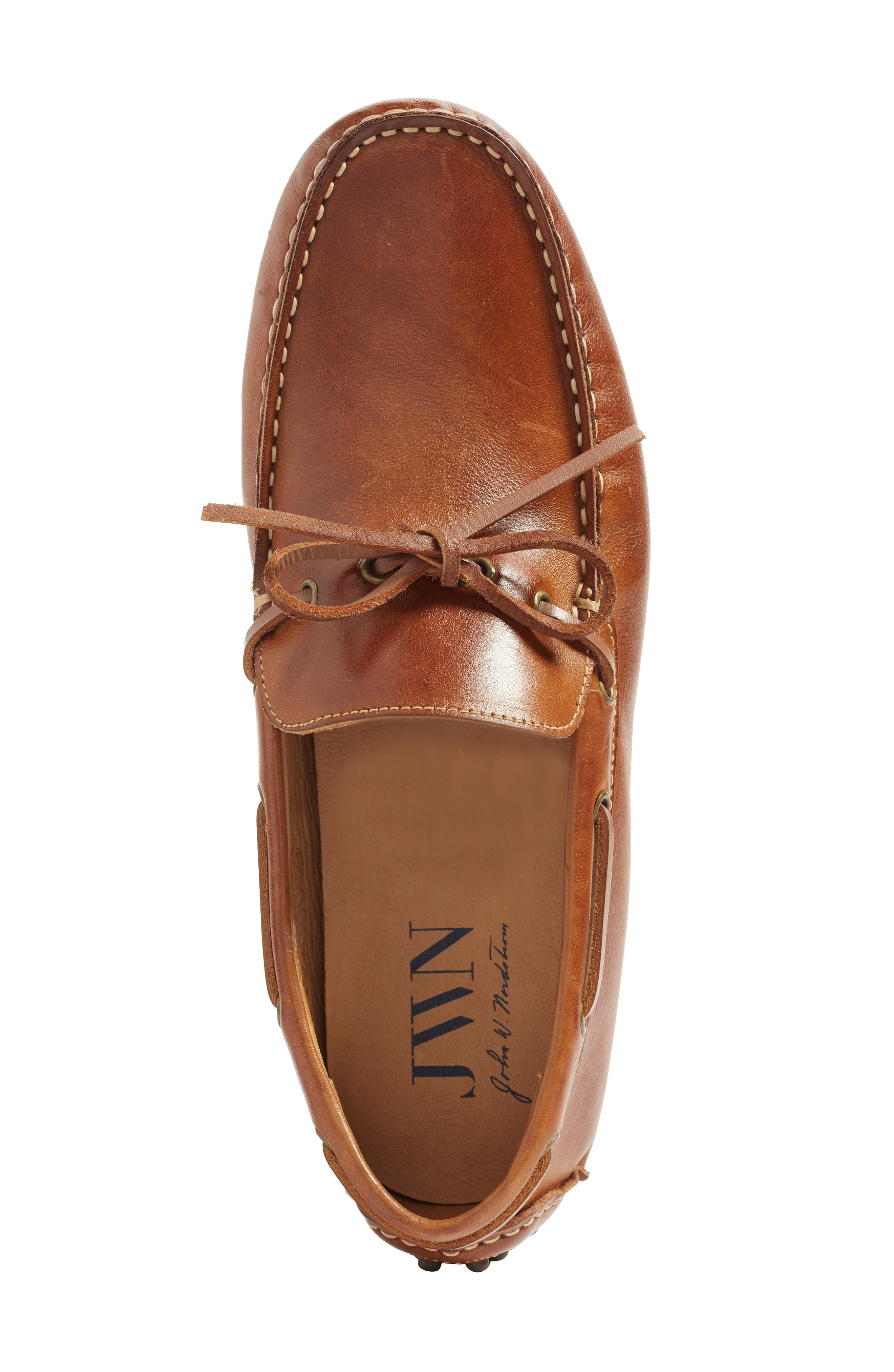 Alternate Image 4  - John W. Nordstrom® Midland Driving Shoe (Men)