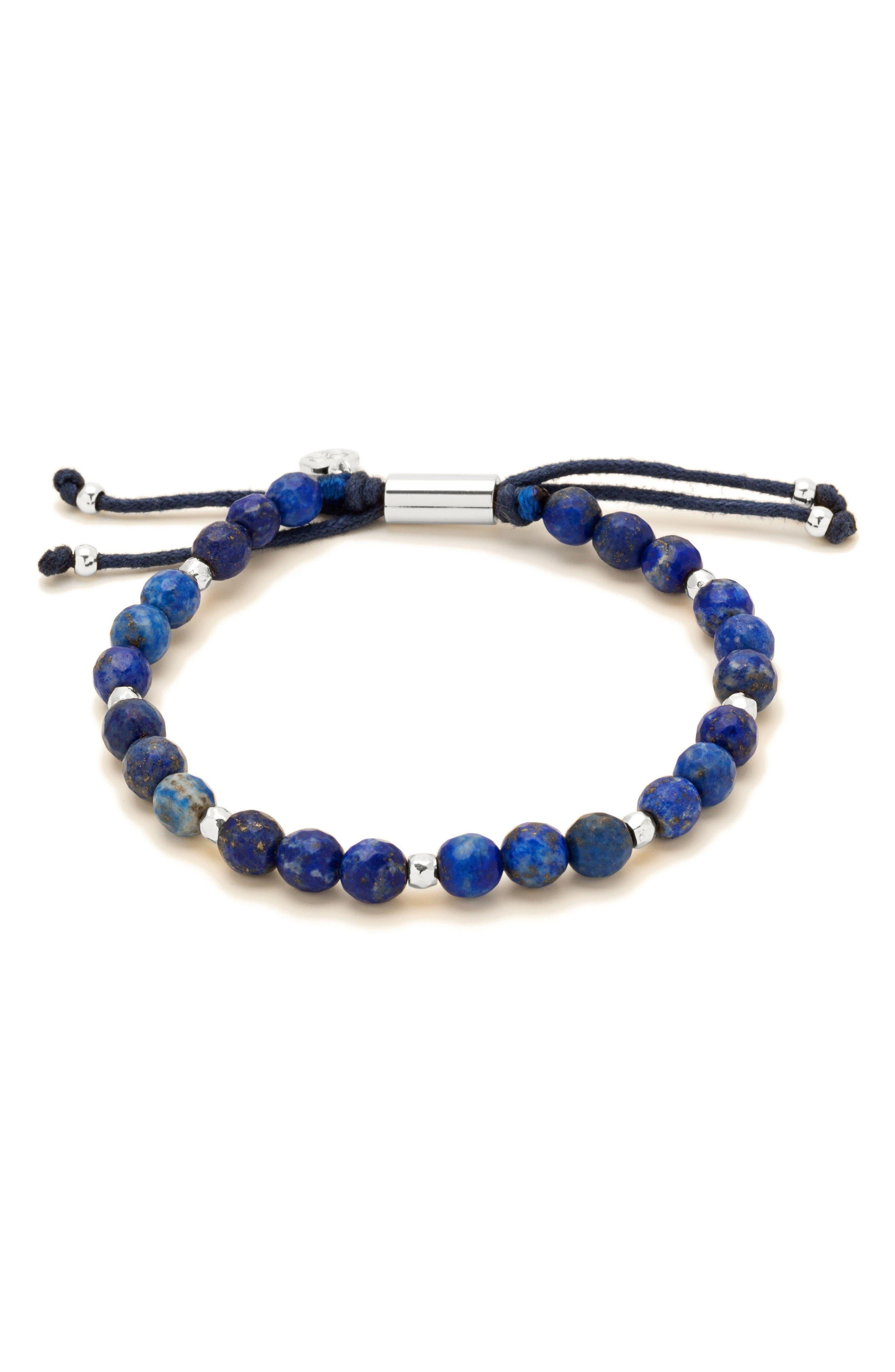 Main Image - gorjana Power Gemstone Beaded Bracelet