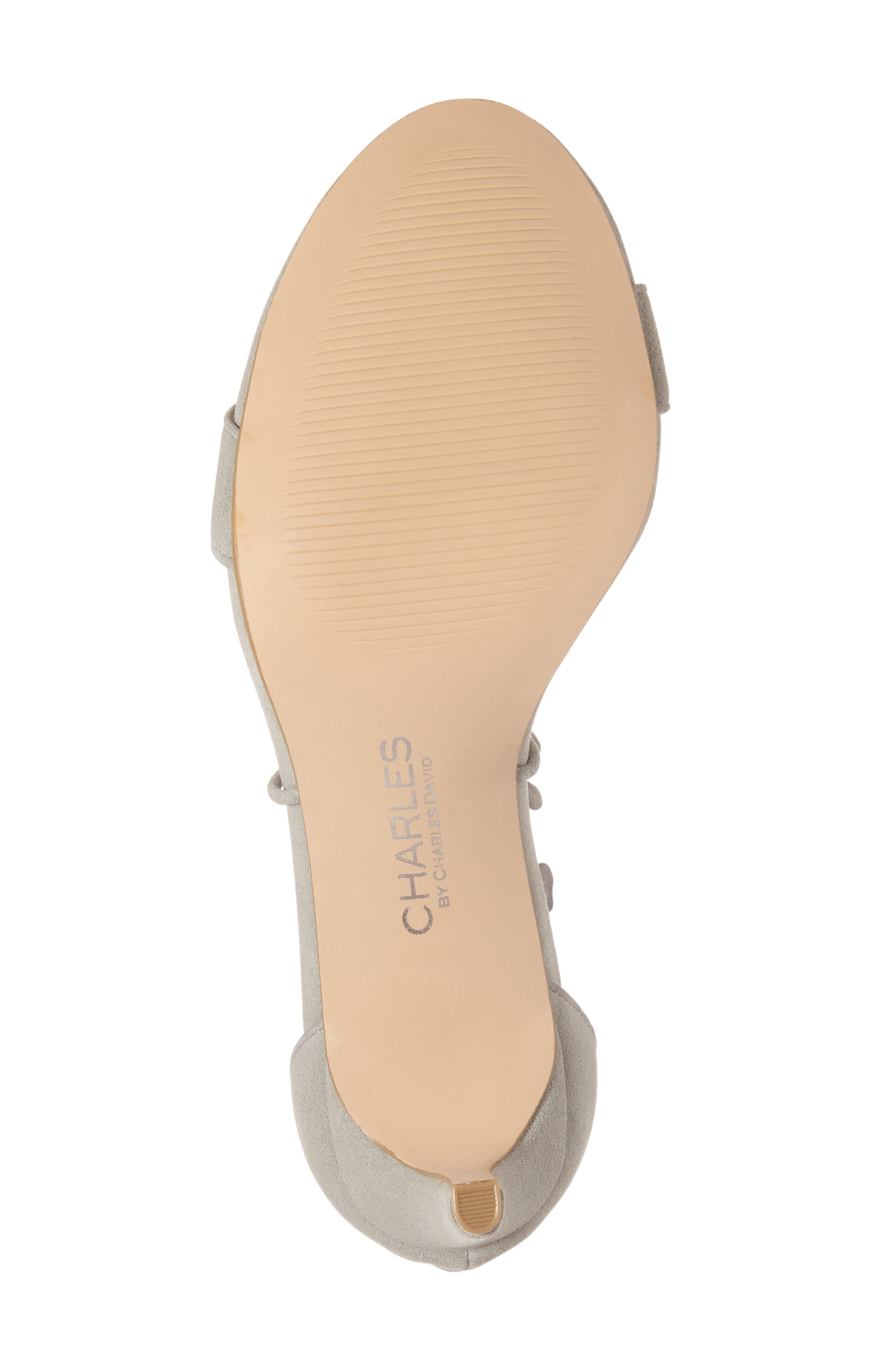 Alternate Image 4  - Charles by Charles David Zone Lace-Up Sandal (Women)