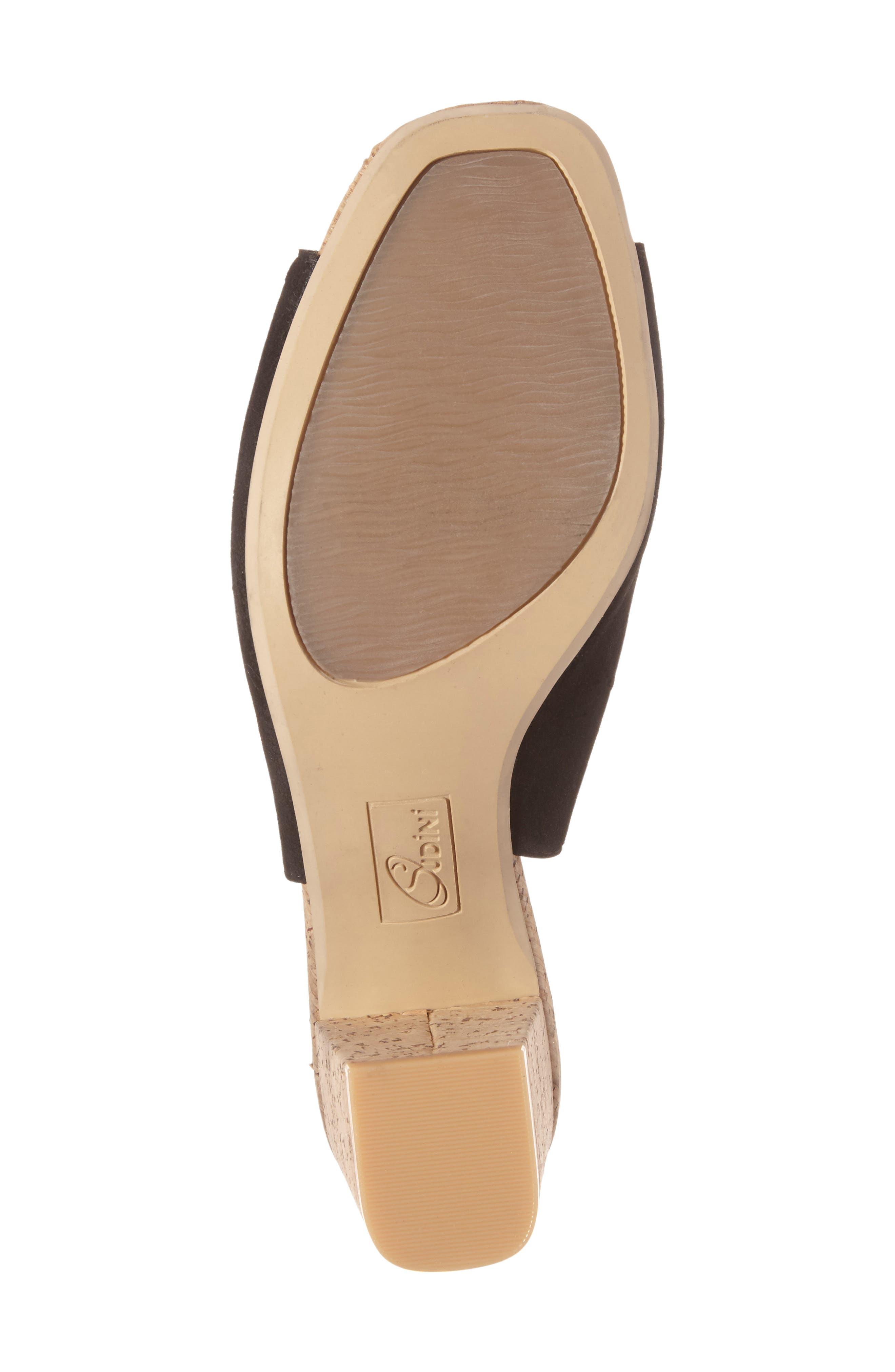 Alternate Image 4  - Sudini Nancy Perforated Sandal (Women)