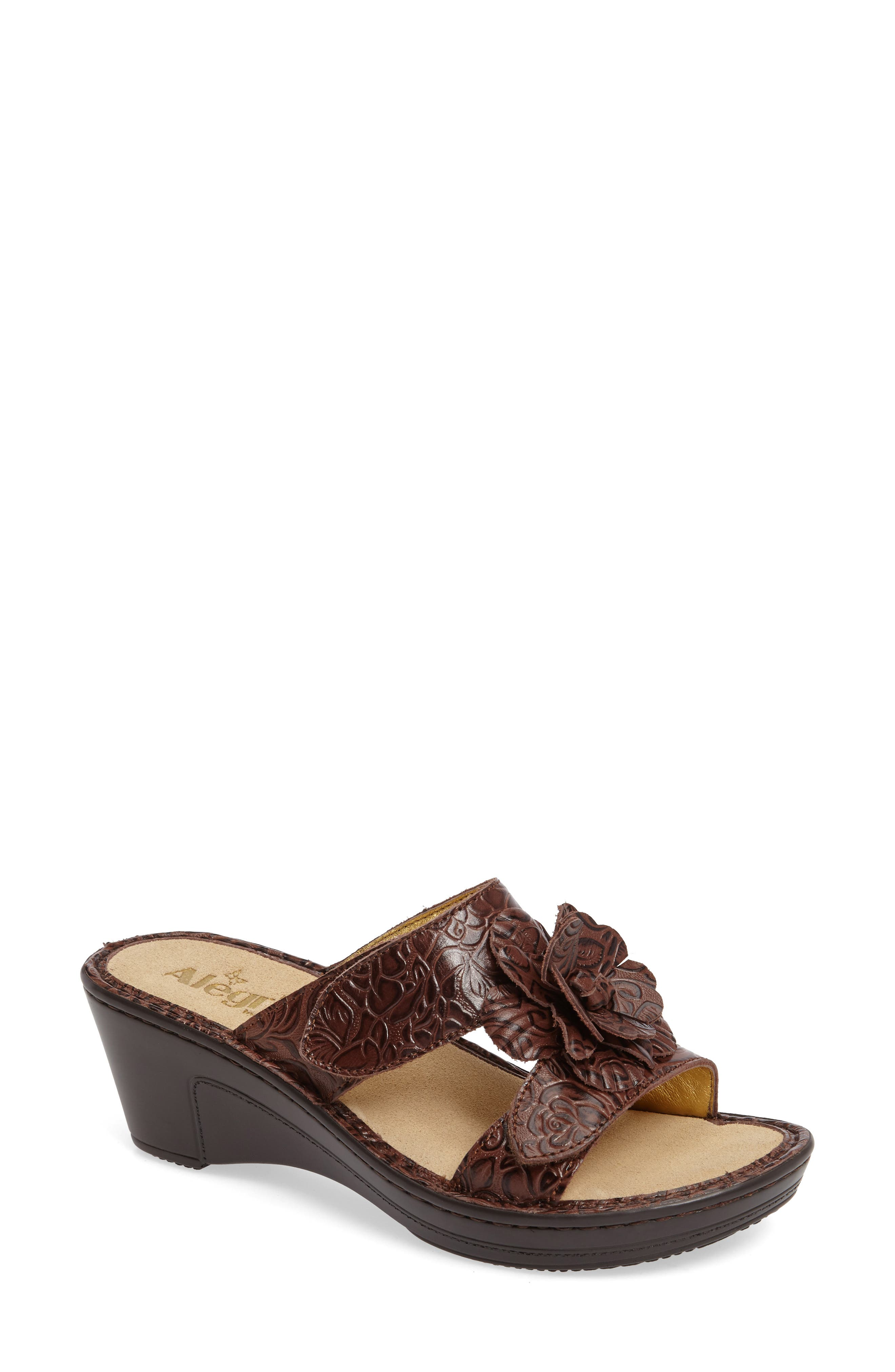 Alternate Image 1 Selected - Alegria Lana Sandal (Women)