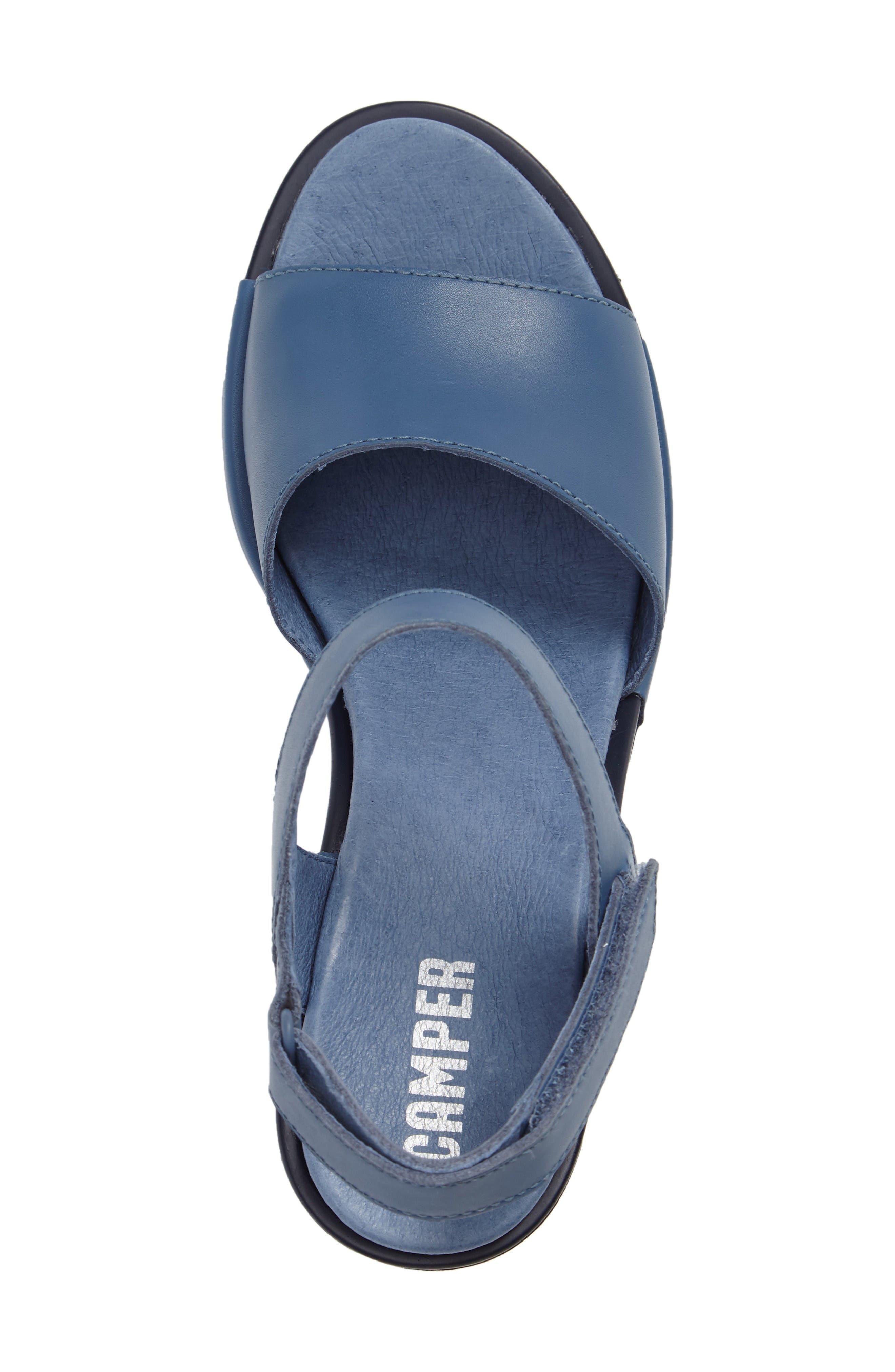 Alternate Image 3  - Camper Ivy Ankle Strap Sandal (Women)