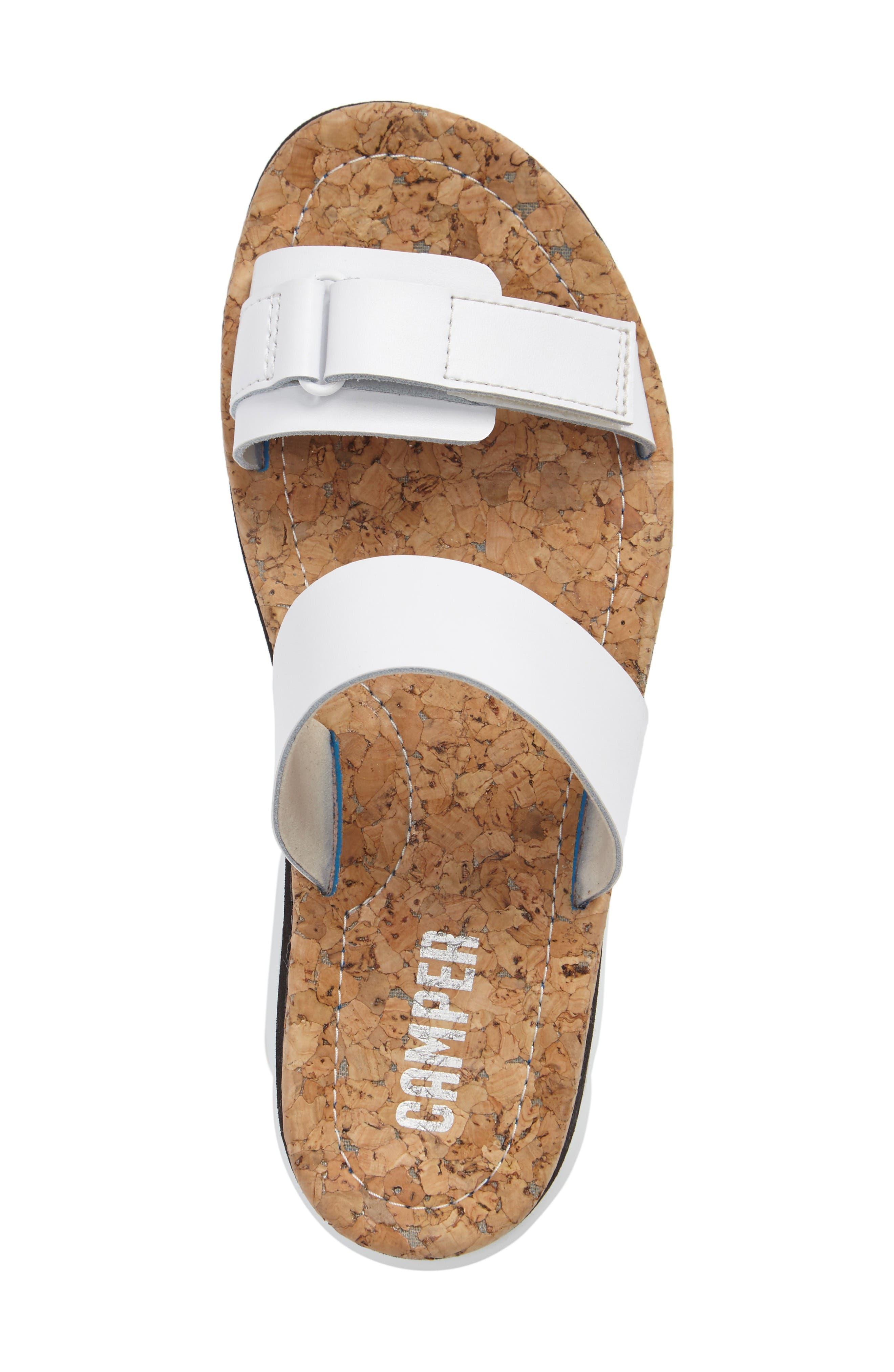Alternate Image 3  - Camper 'Oruga' Two Strap Slide Sandal (Women)