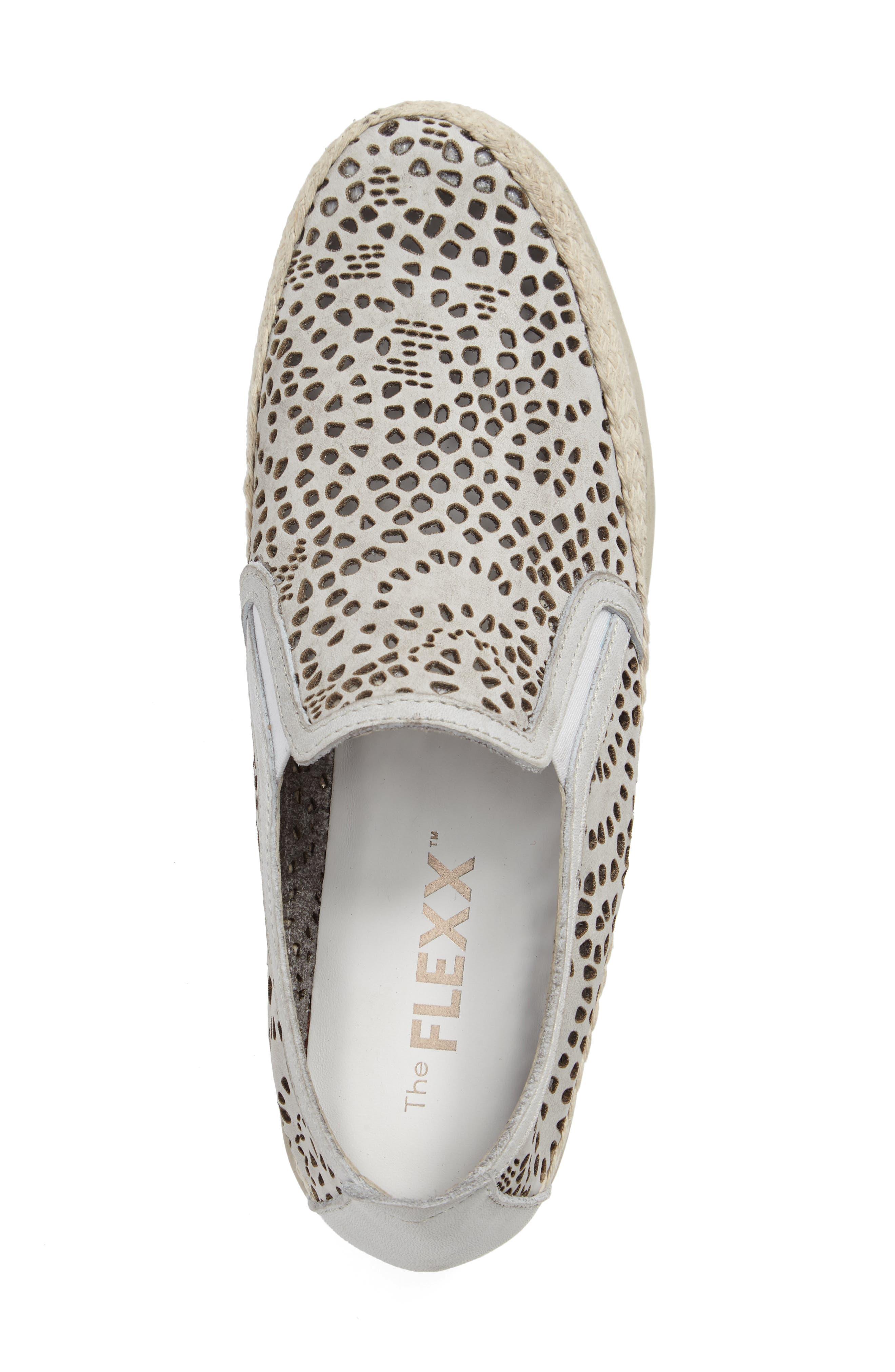 Alternate Image 3  - The FLEXX Call Me Perforated Slip-On Sneaker (Women)