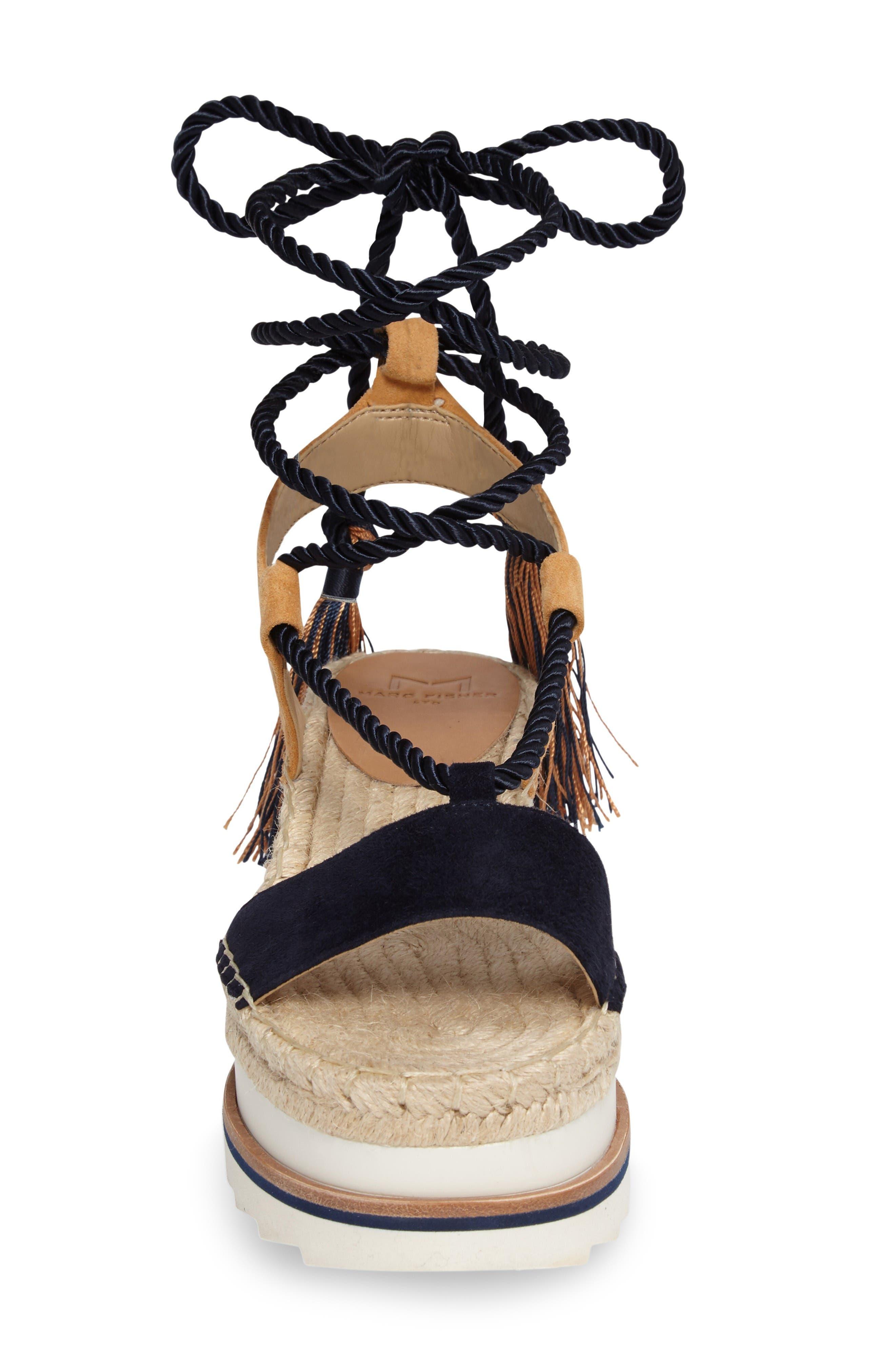 Alternate Image 3  - Marc Fisher LTD Gerald Platform Sandal (Women)