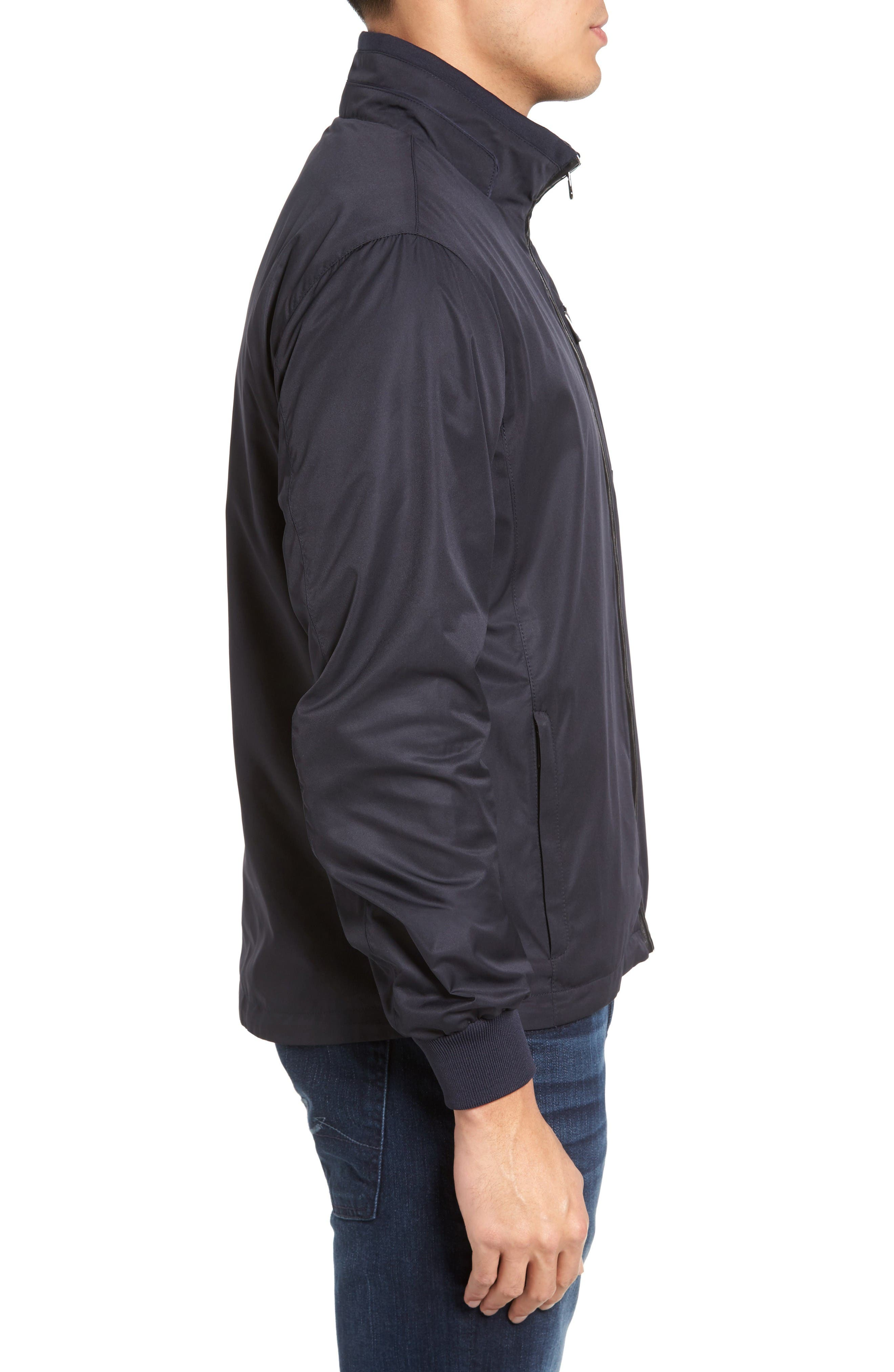 Reversible Jacket,                             Alternate thumbnail 3, color,                             Navy