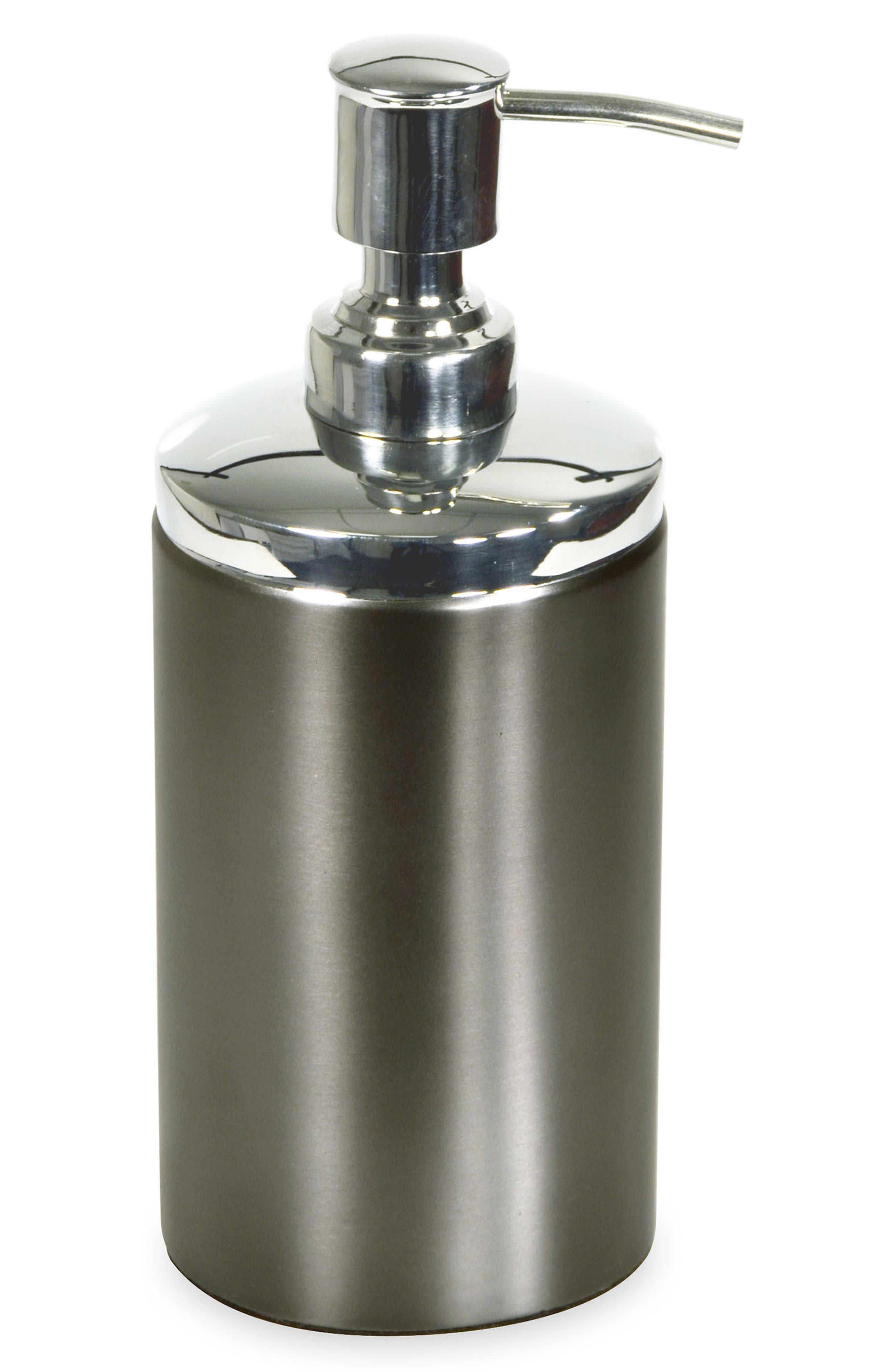 Astor Place Lotion Pump,                         Main,                         color, Black