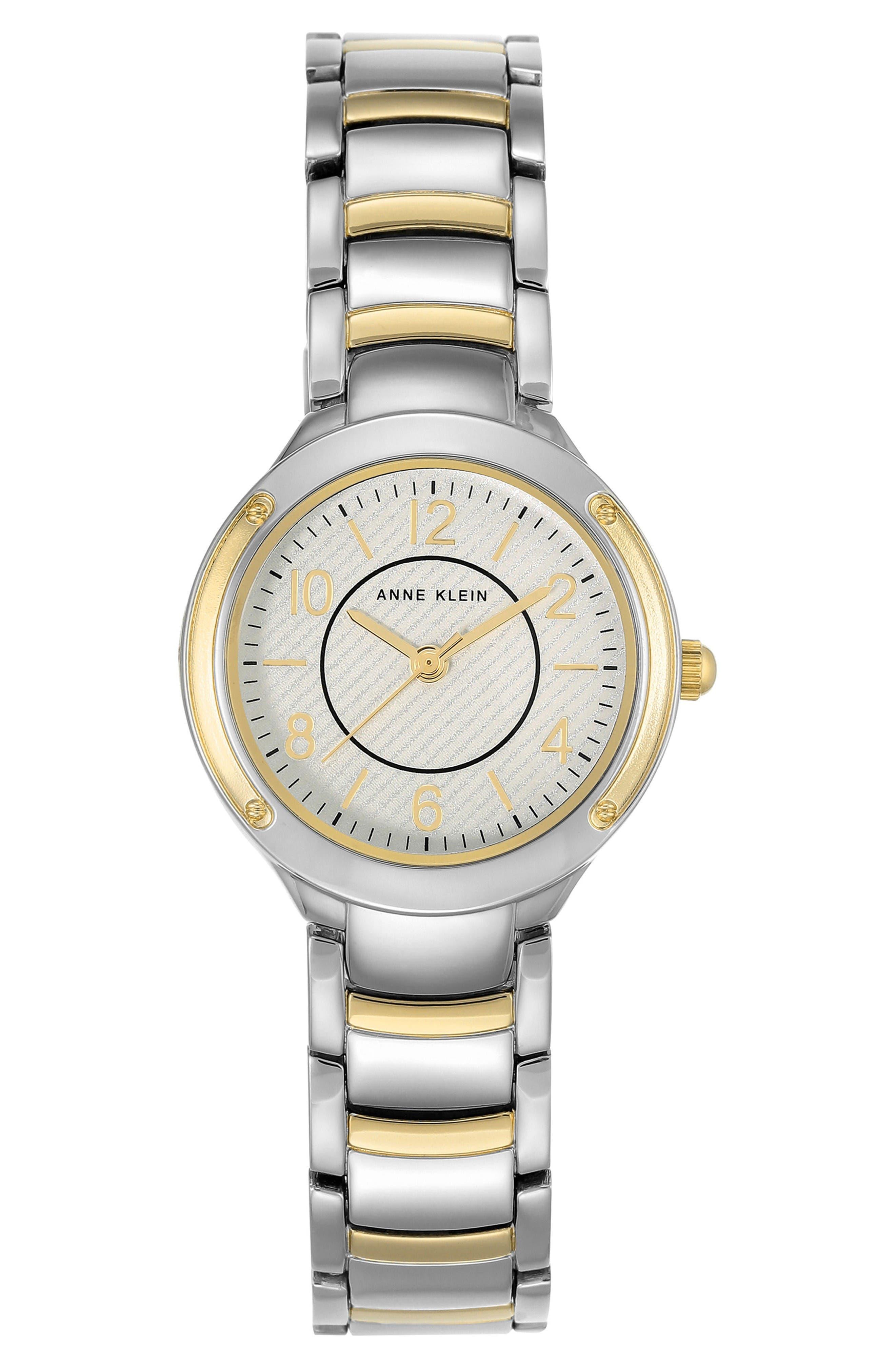 ANNE KLEIN Bracelet Watch, 28mm