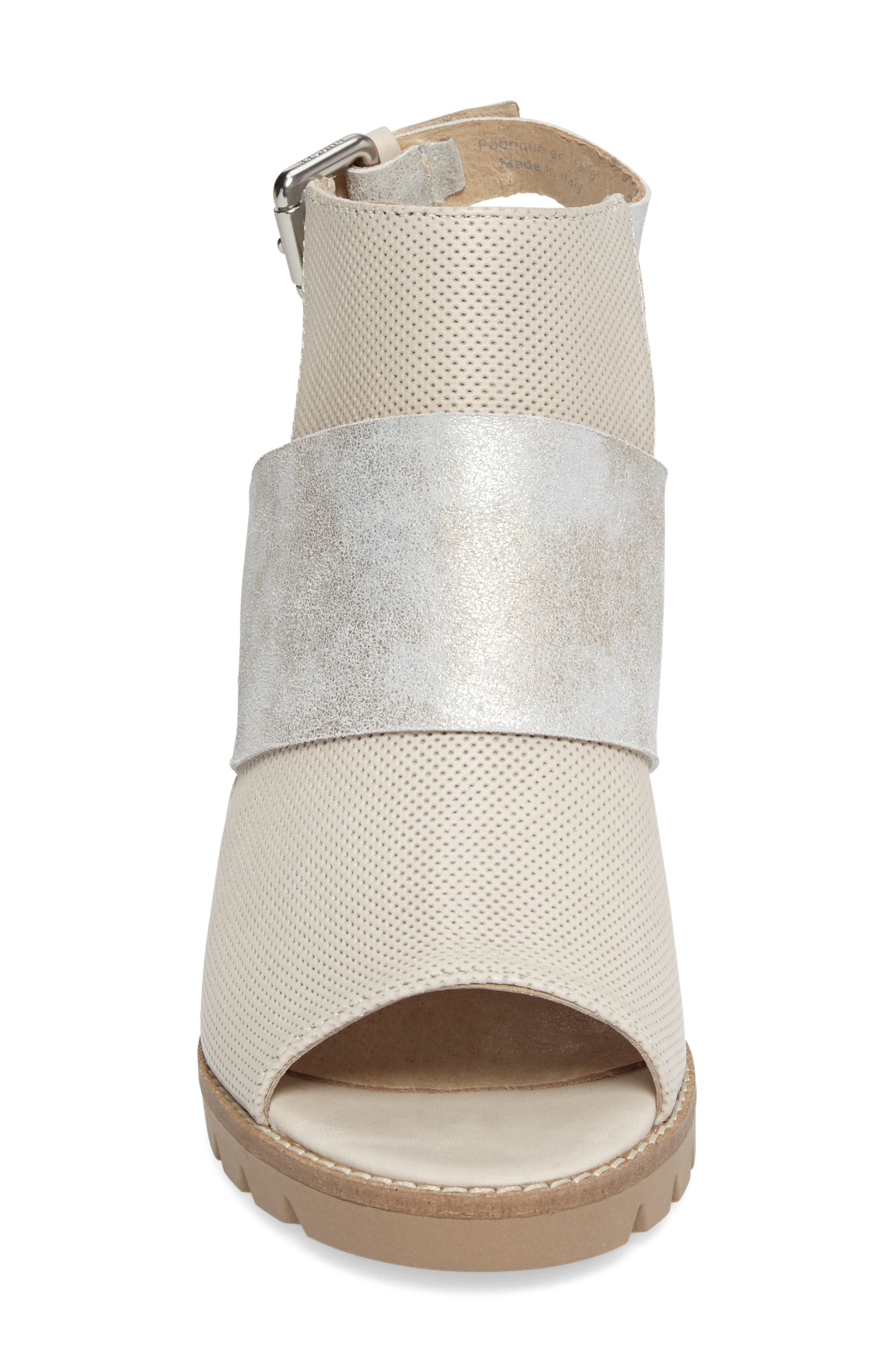 Alternate Image 4  - Rudsak Brittni Block Heel Sandal (Women)