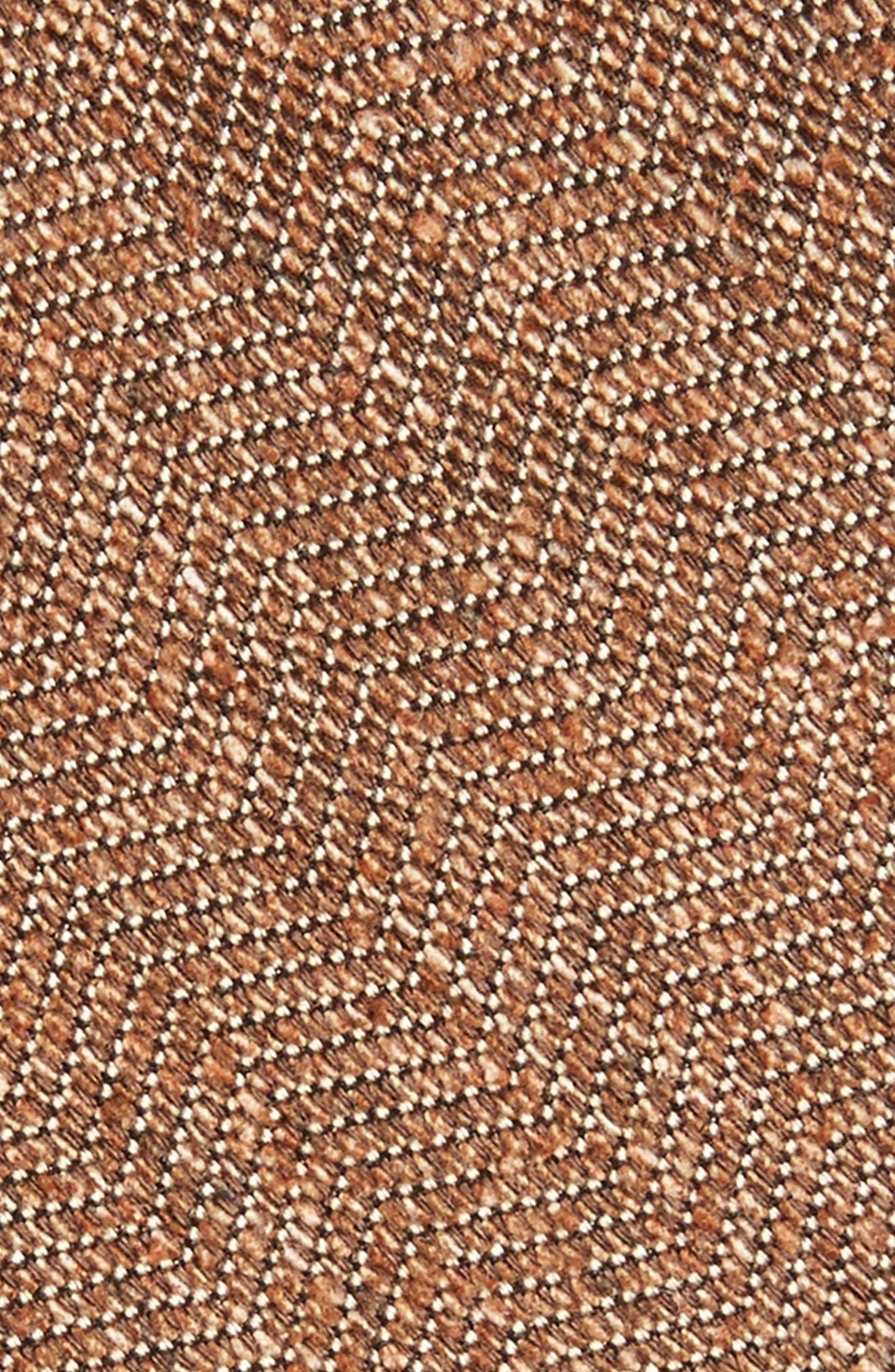 Alternate Image 2  - The Tie Bar Zigzag Silk Tie