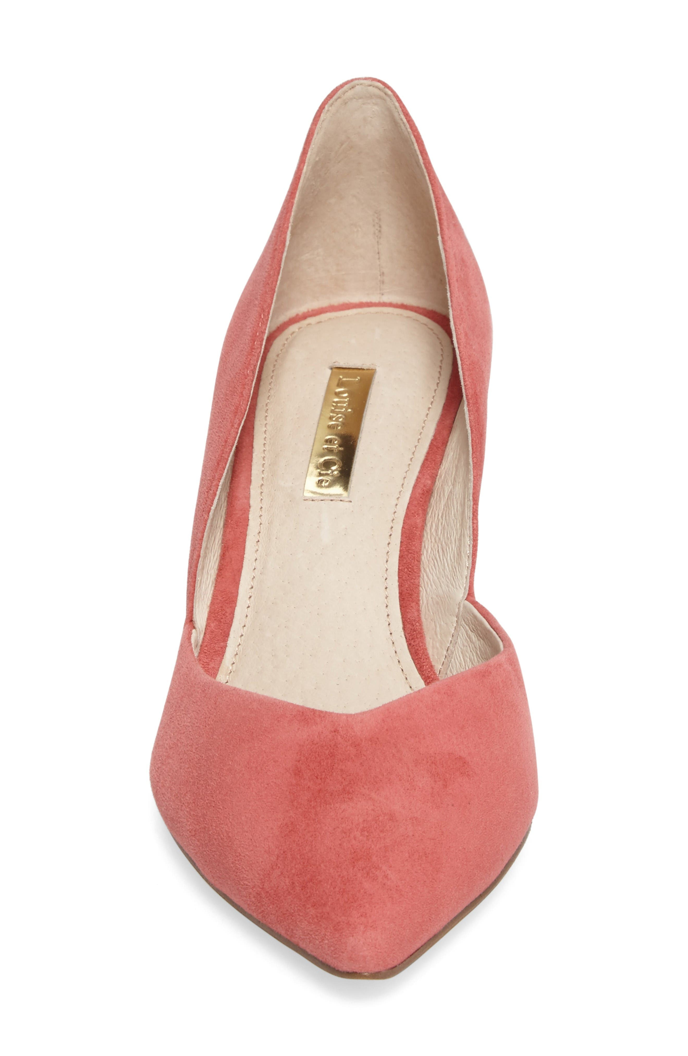 Alternate Image 4  - Louise et Cie Jacee Pointy Toe Pump (Women)