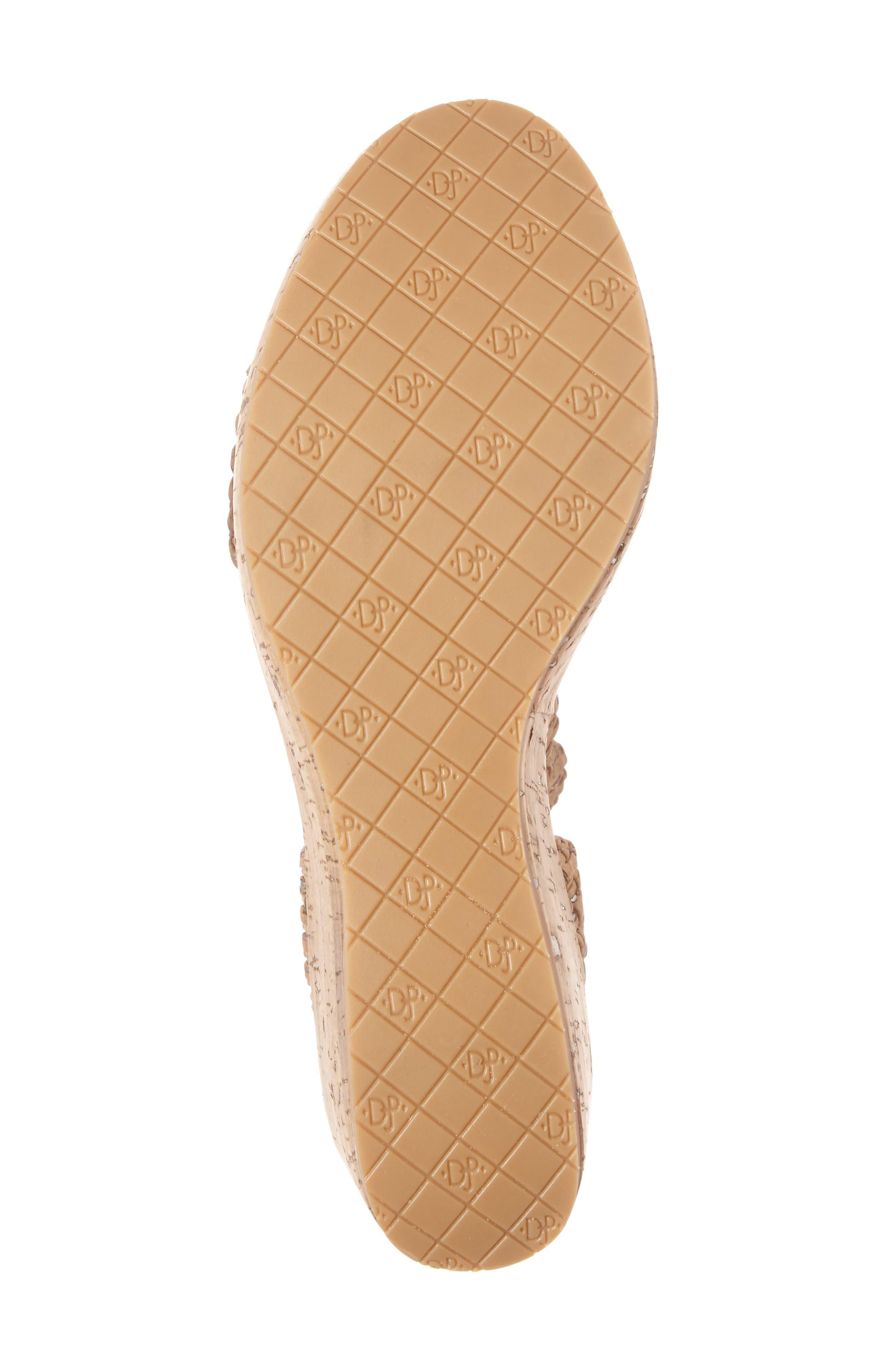 Alternate Image 6  - Donald J Pliner Cyndi Platform Wedge Sandal (Women)