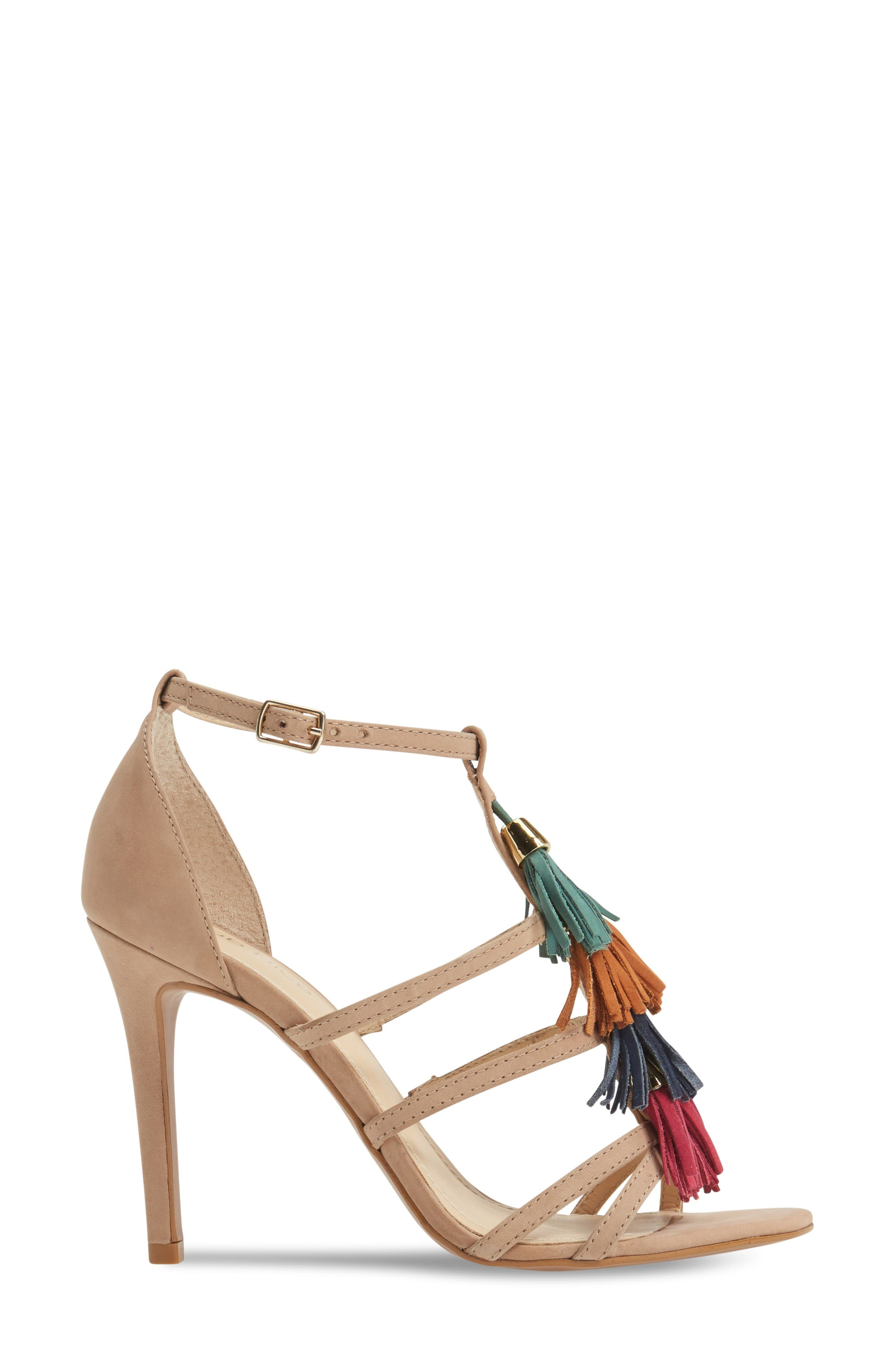 Alternate Image 3  - Klub Nico Myra Tassel Sandal (Women)