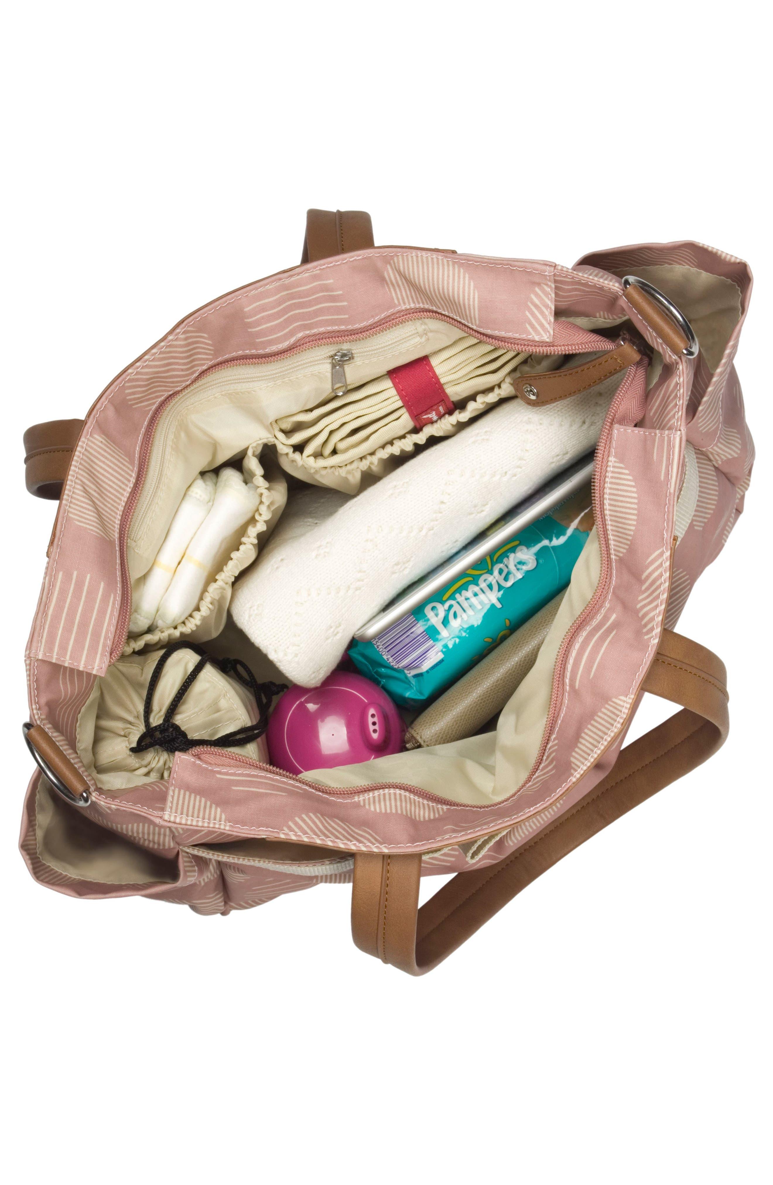 Alternate Image 4  - Babymel 'Cara' Diaper Bag