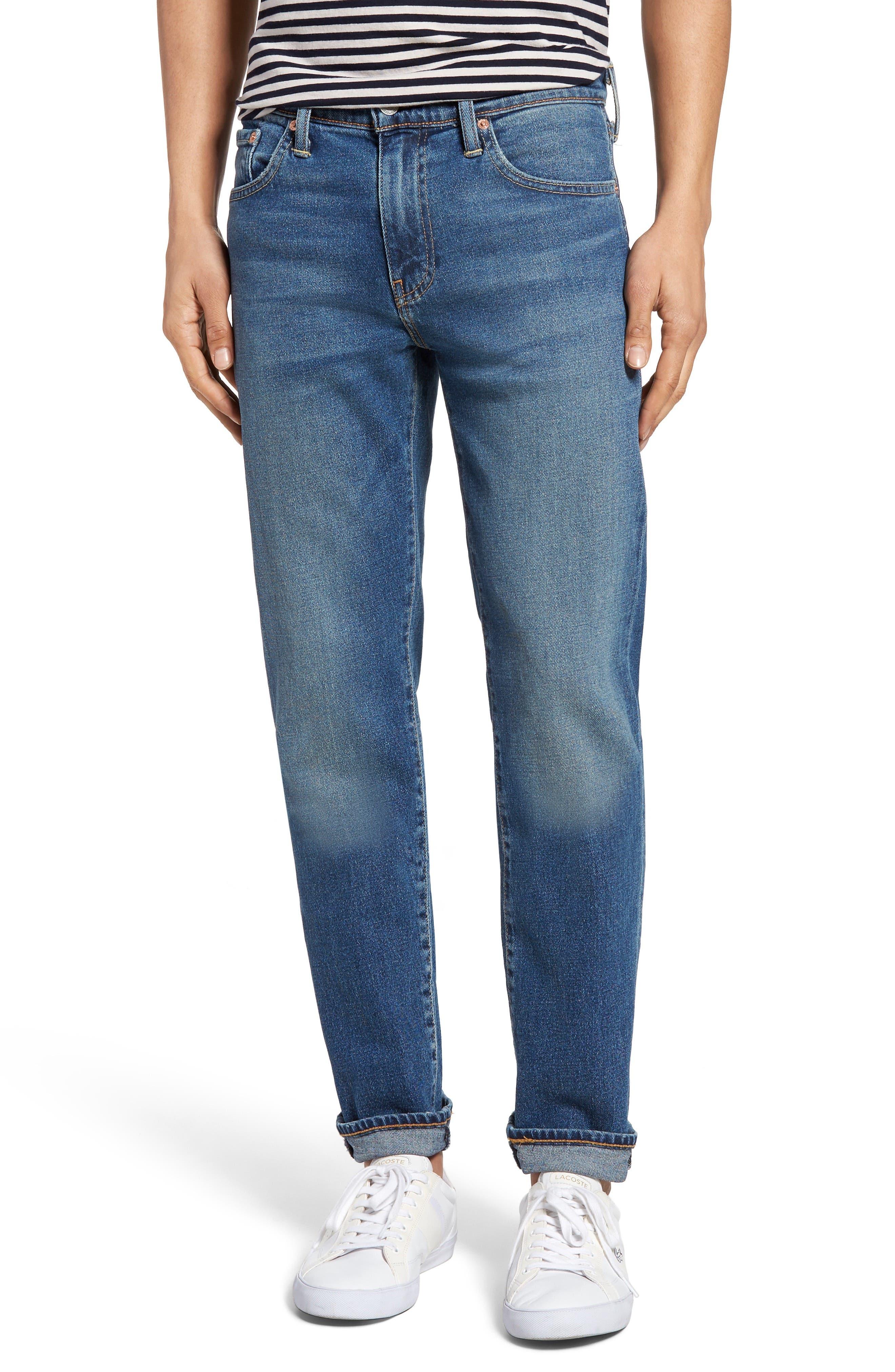 Main Image - Levi's® 511™ Slim Fit Jeans (Castro Long)