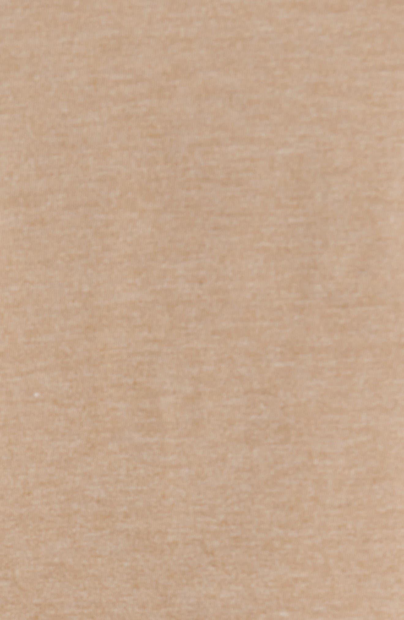 '73 Logo Regular Fit T-Shirt,                             Alternate thumbnail 6, color,                             Mojave Khaki